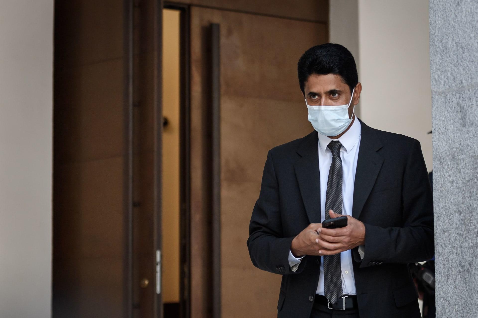 في بيان تلتقته CNN.. محامو ناصر الخليفي يردون على مطالبة الادعاء العام السويسري بسجنه 28 شهرا