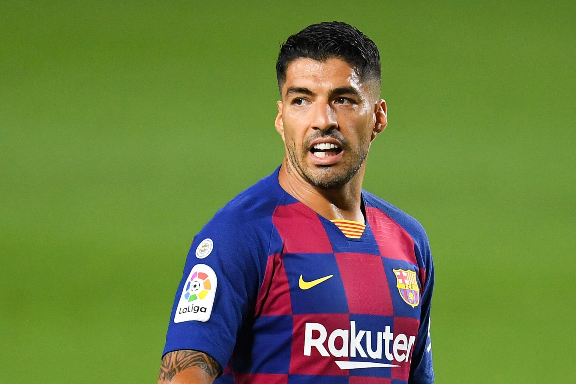 رسميًا.. أتليتكو مدريد يعلن انتقال نجم برشلونة لويس سواريز إلى صفوفه
