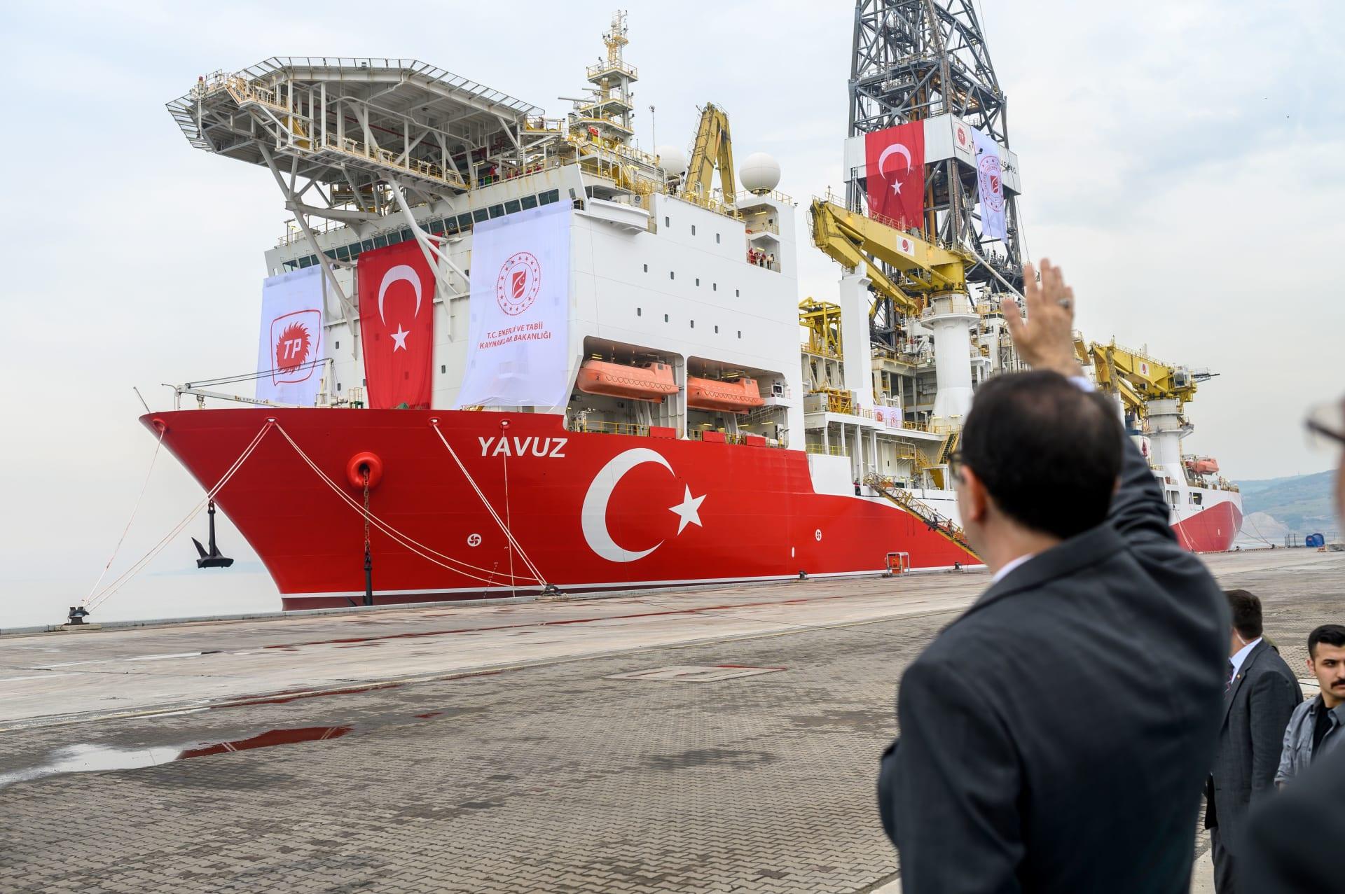 تركيا: مستعدون للحوار مع مصر لعقد اتفاقية تحديد المنطقة الاقتصادية بالبحر المتوسط