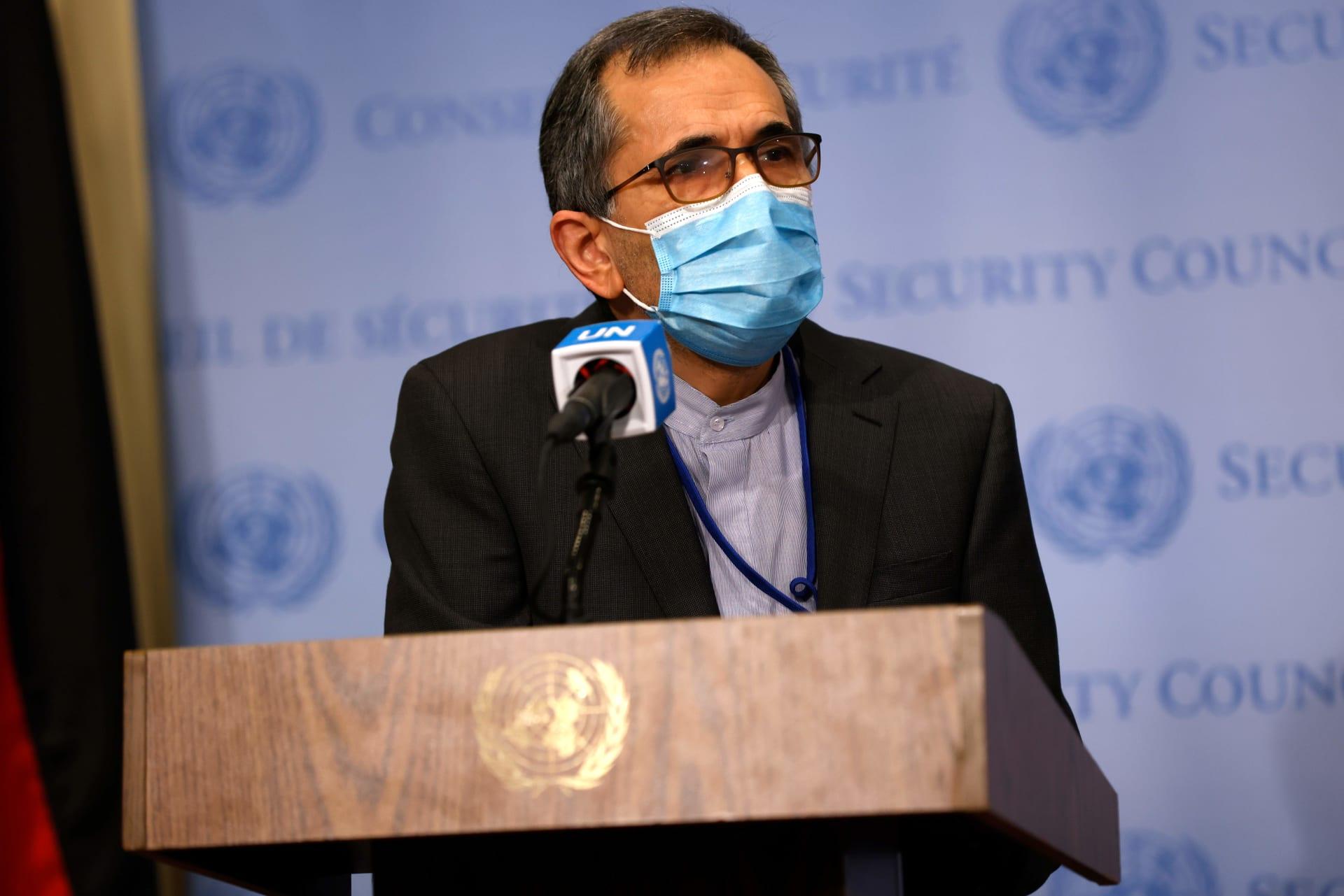 تخت روانجي، ممثل إيران في الأمم المتحدة