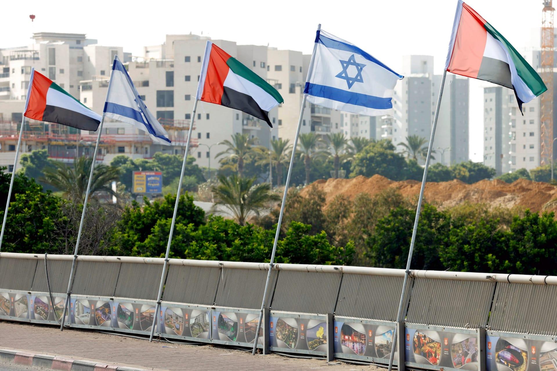 ضياء سبع في طريقه ليصبح أول لاعب إسرائيلي في الدوري الإماراتي