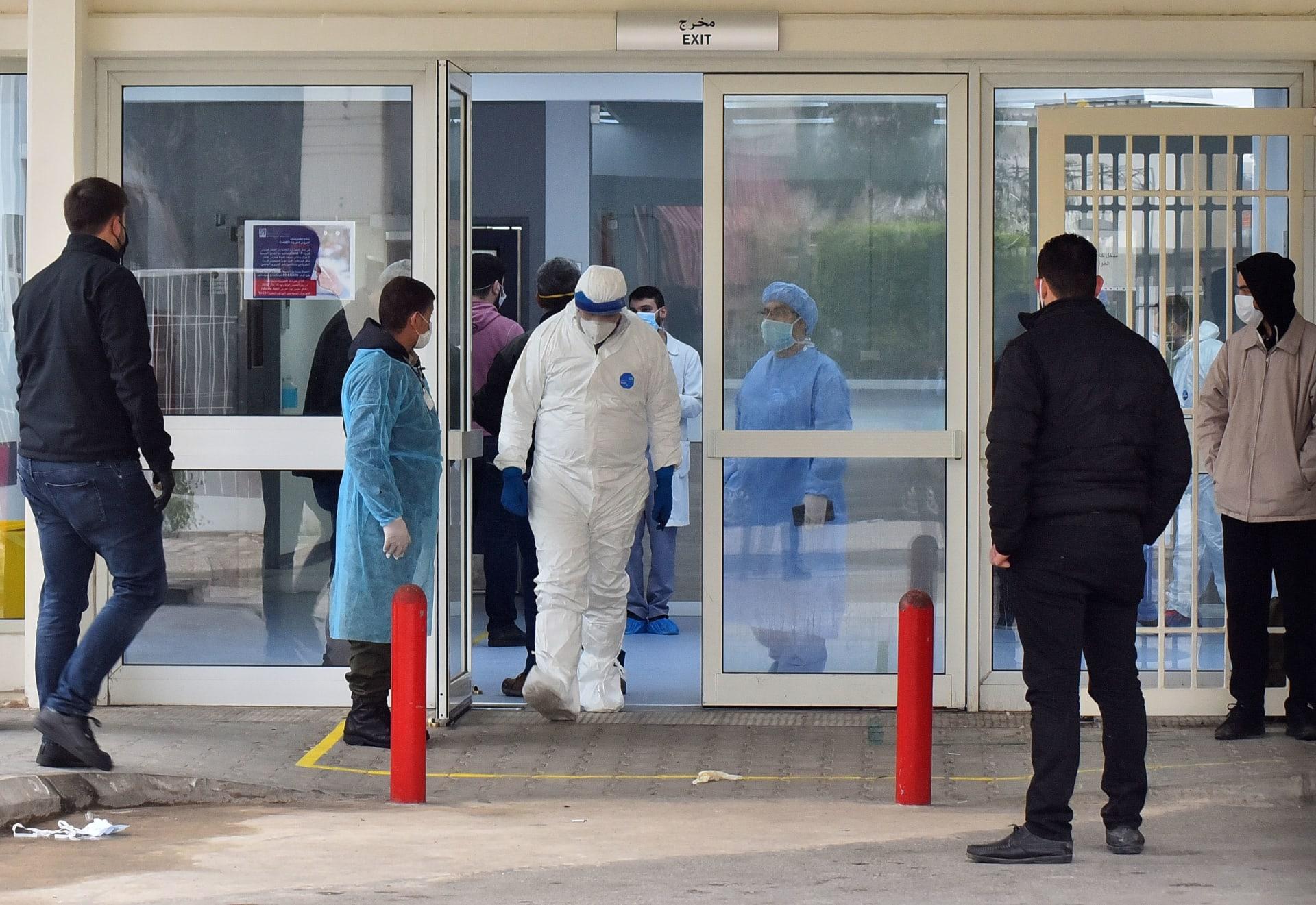 لليوم الثالث.. لبنان يسجل أعلى زيادة يومية في إصابات كورونا