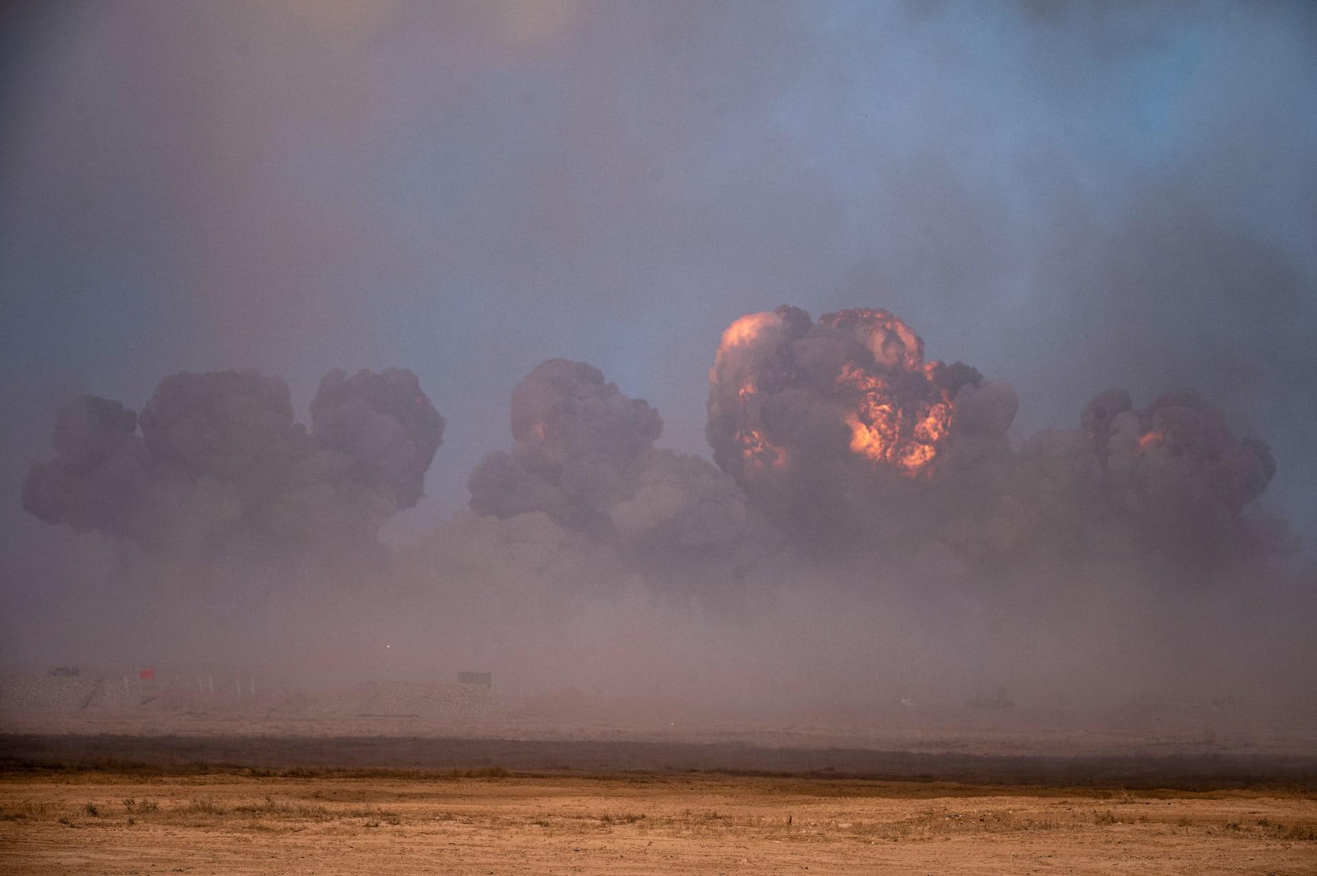 اتهامات متبادلة بقصف المدنيين.. تصعيد عسكري عنيف بين أرمينيا وأذربيجان