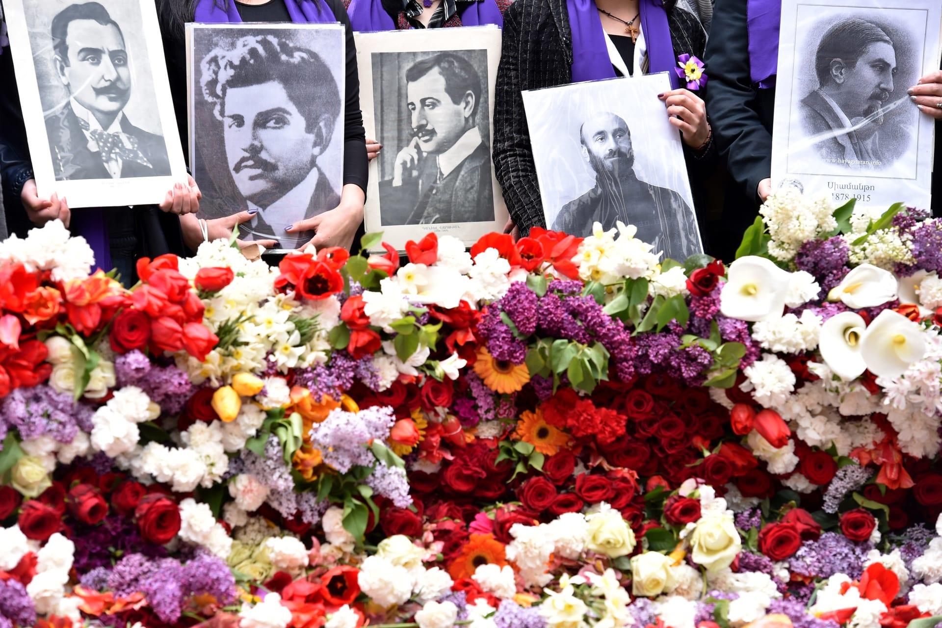 """تحدث عن """"شبح الدولة العثمانية"""".. رئيس أرمينيا يهاجم تركيا: لن نسمح بحدوث المجزرة مجددا"""