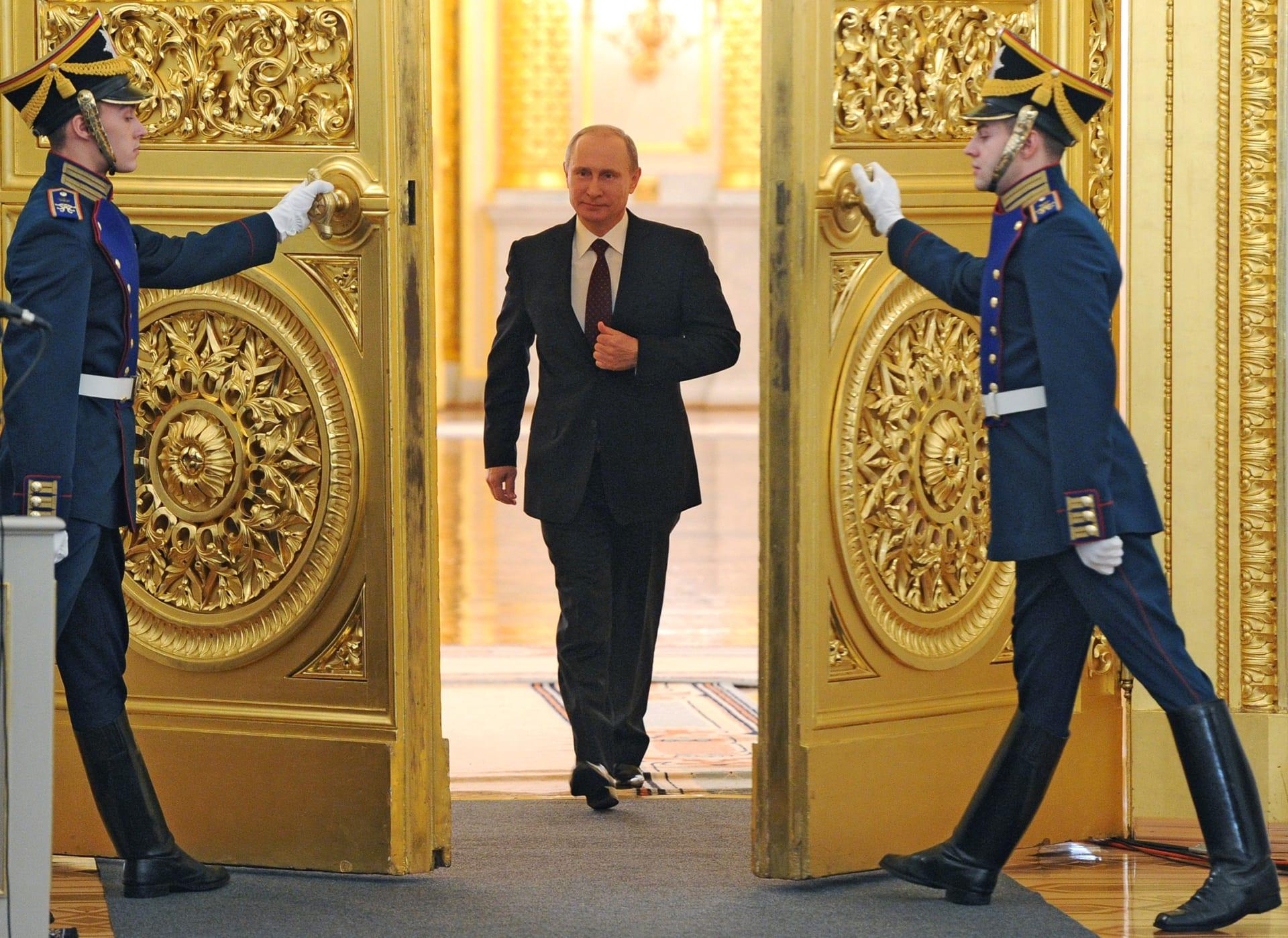 """الرئيس الروسي يرد على وصف بايدن لترامب بـ""""جرو بوتين"""": يعكس قوتنا ونفوذنا المذهلين"""