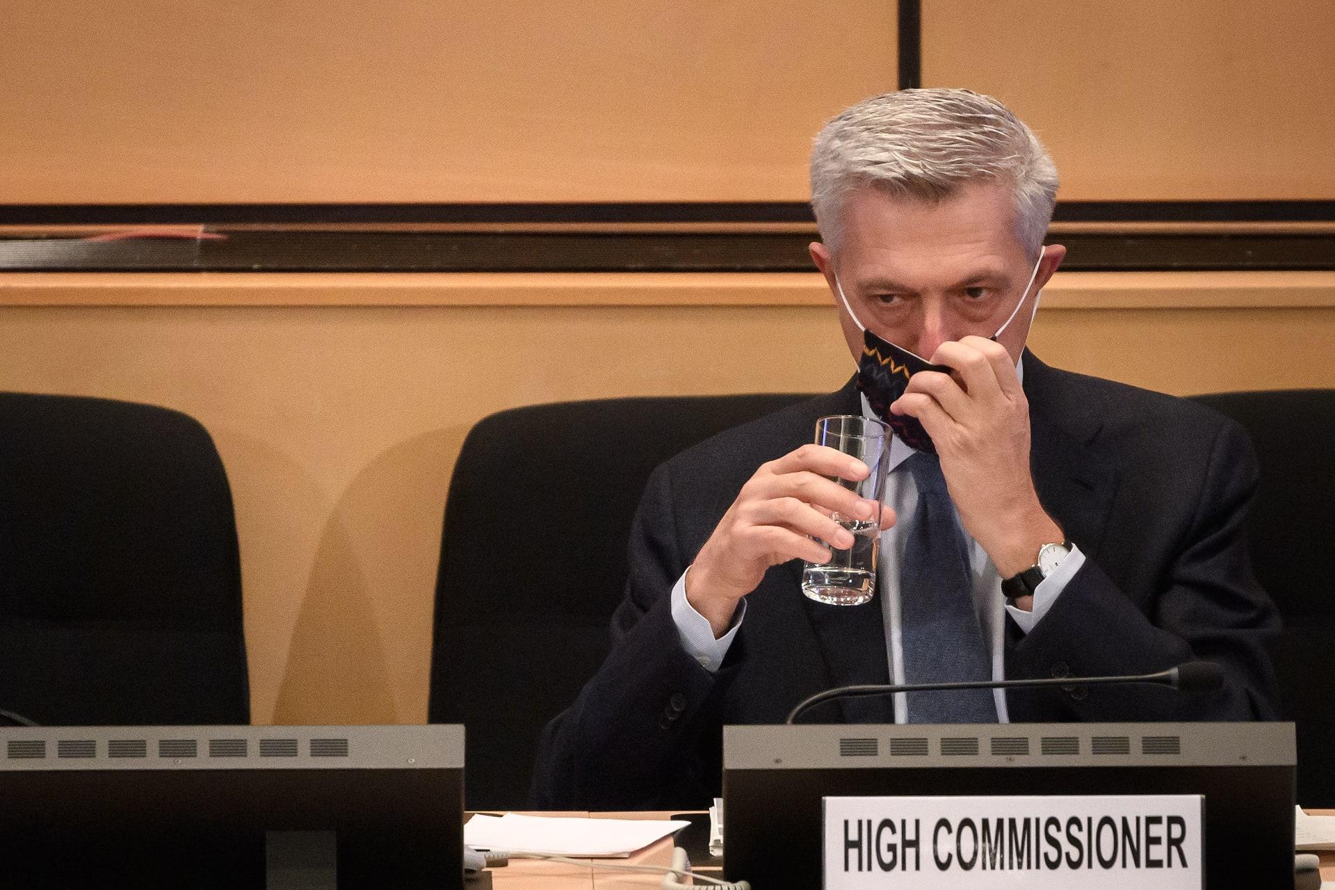 مفوض الأمم المتحدة لشؤون اللاجئين يعلن إصابته بفيروس كورونا