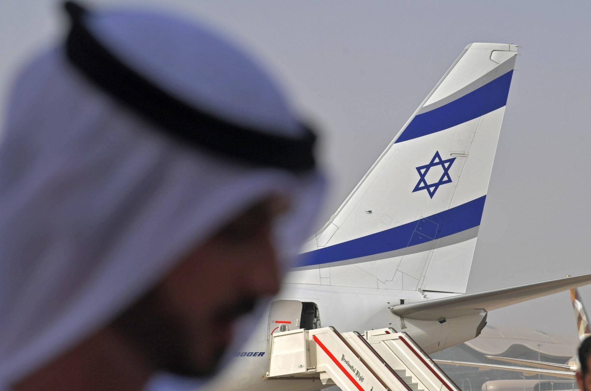 اتفاق بين إسرائيل والأردن لاستخدام مجالهما الجوي.. وتقصير زمن الرحلات من قطر والإمارات