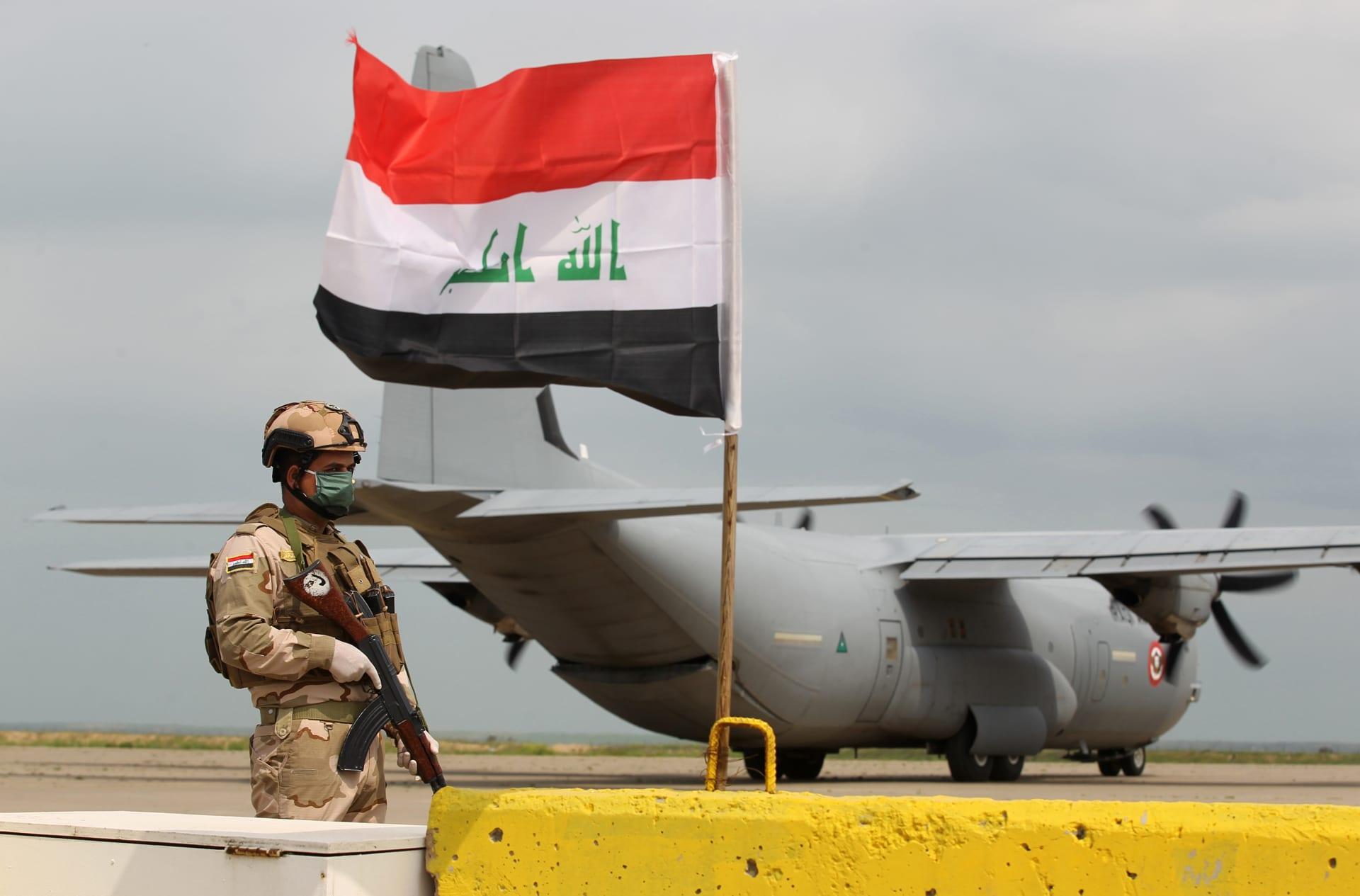 العراق: تشكيل لجنة تنسيقية لجدولة خروج القوات الأمريكية من البلاد