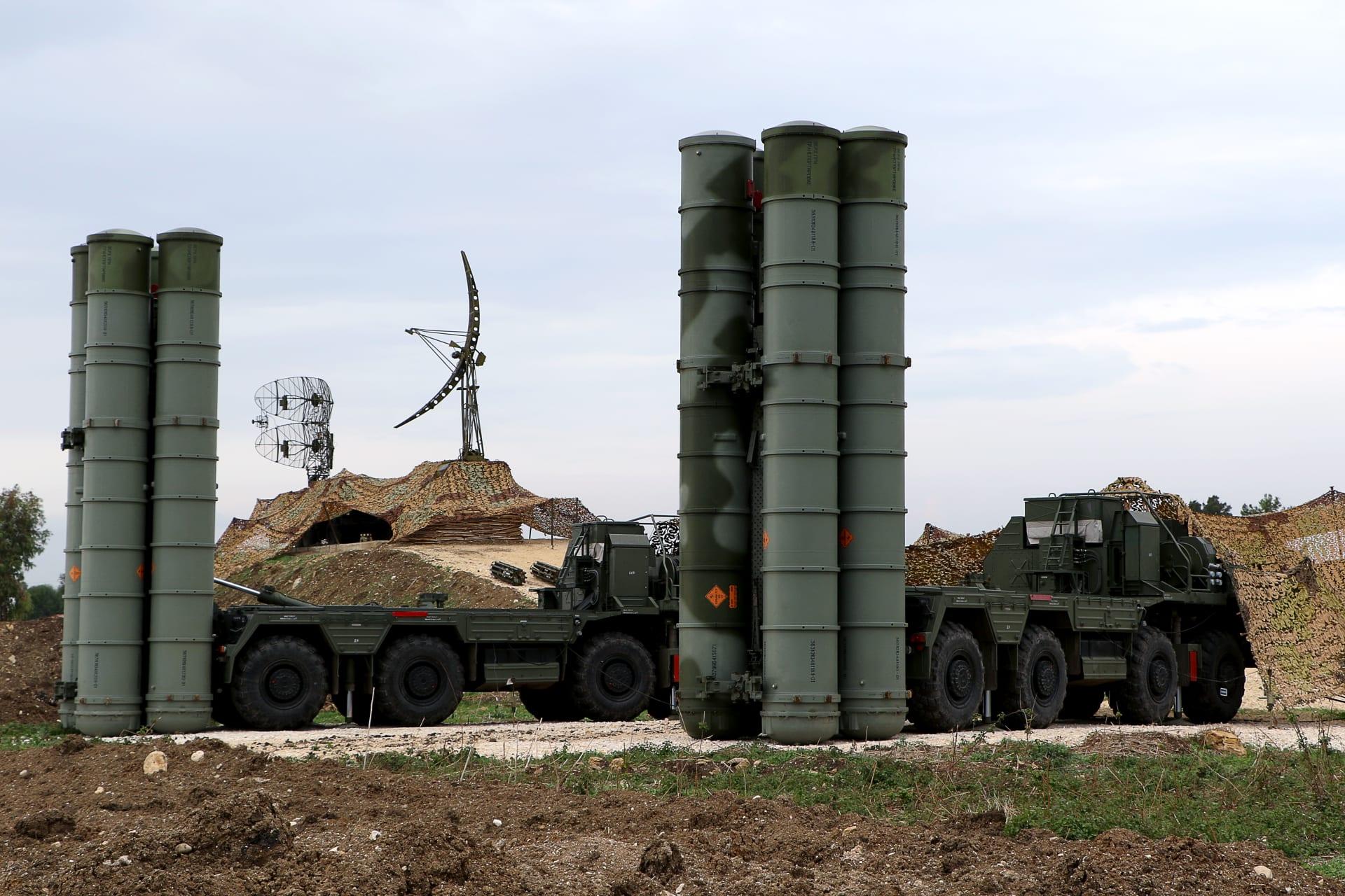 """البنتاغون يُحذر من """"عواقب وخيمة"""" لاختبار تركيا نظام الدفاع الصاروخي الروسي S- 400"""
