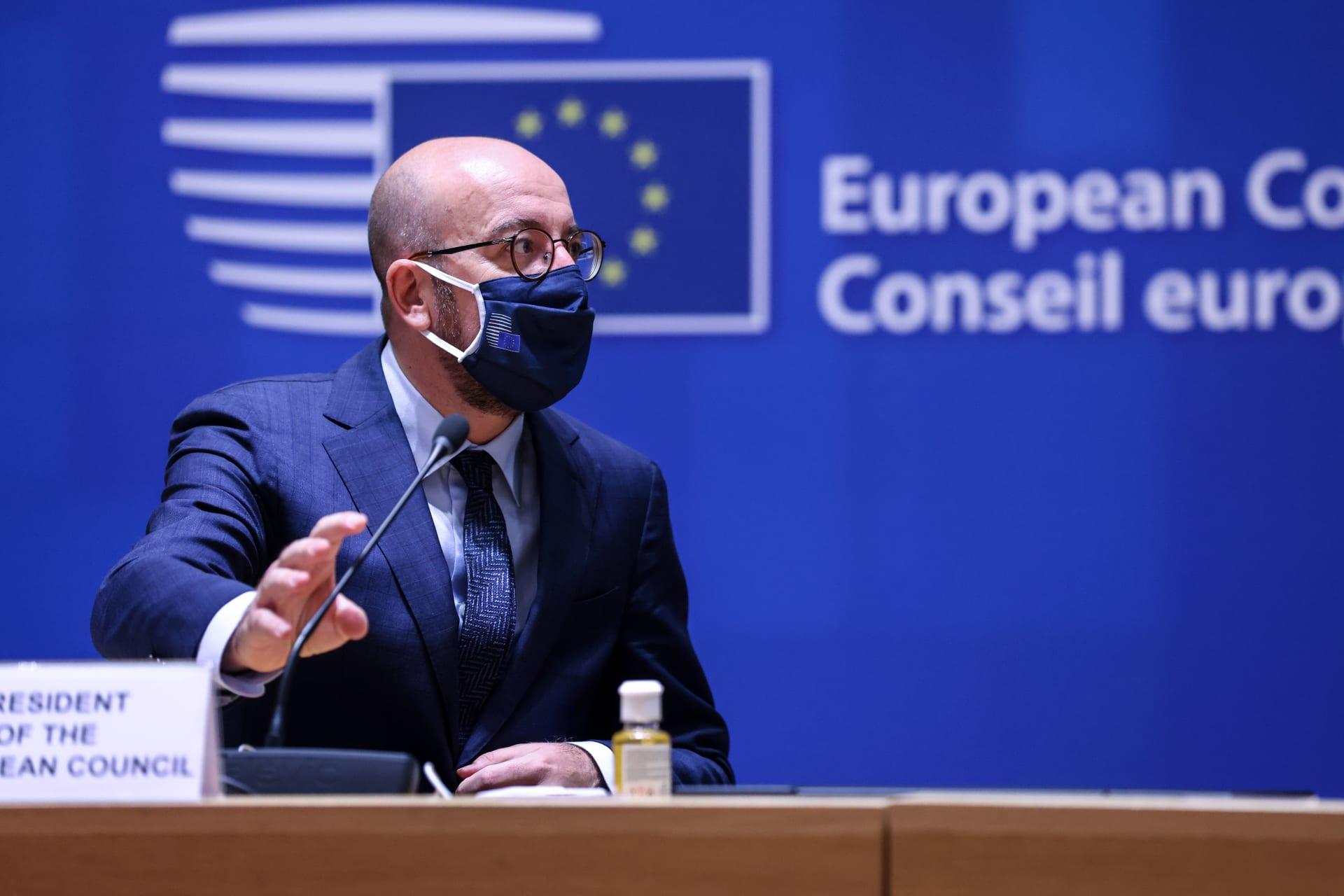 الاتحاد الأوروبي يفرض عقوبات على 7 وزراء جدد بالحكومة السورية