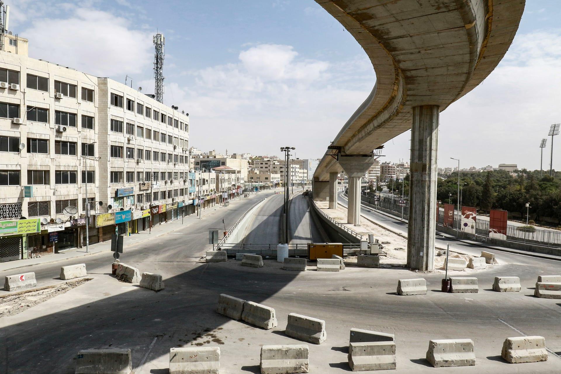 حكومة الأردن تعلن عن حظر جزئي حتى نهاية العام بدلا من الاغلاقات الطويلة