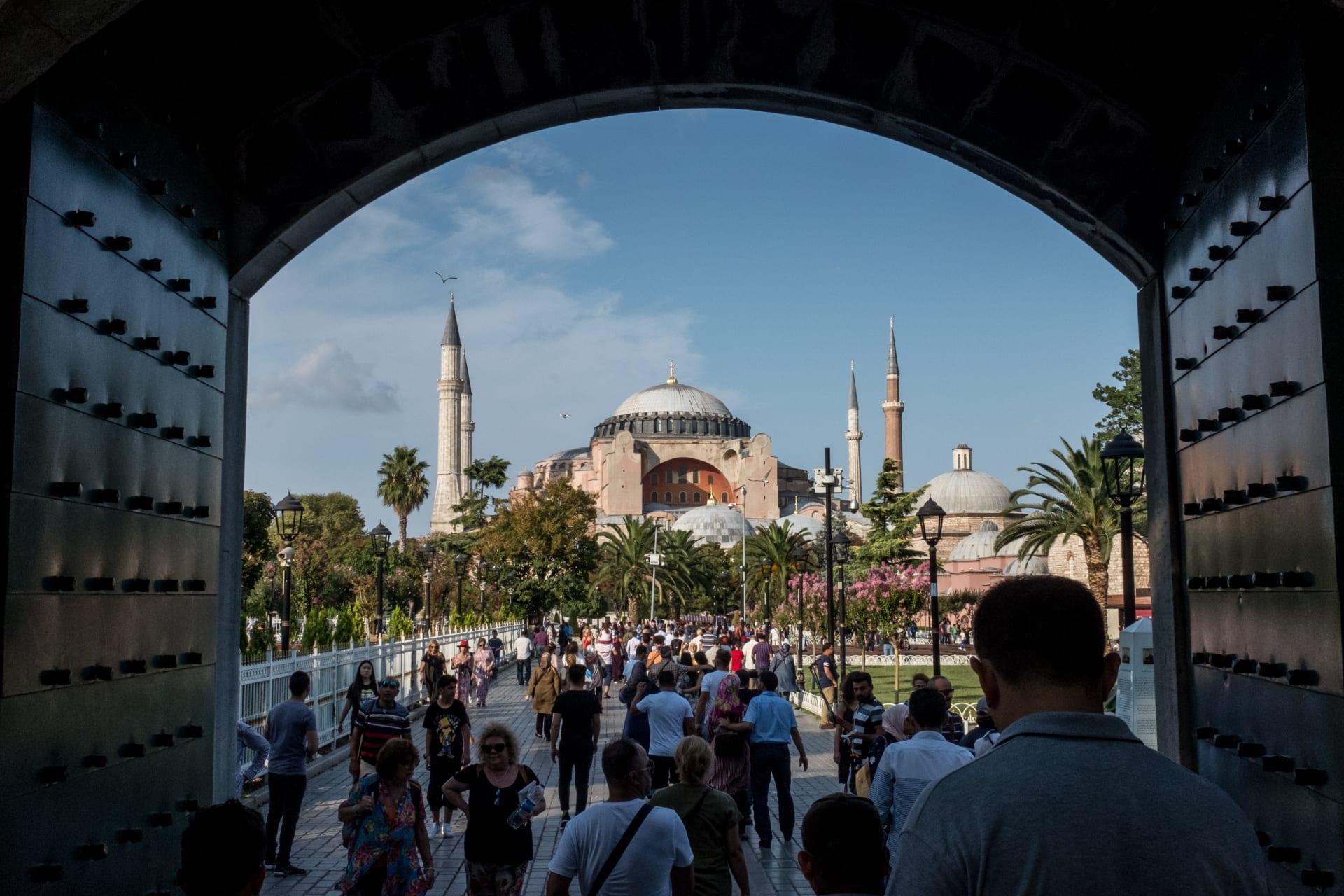 صورة ارشيفية من إسطنبول