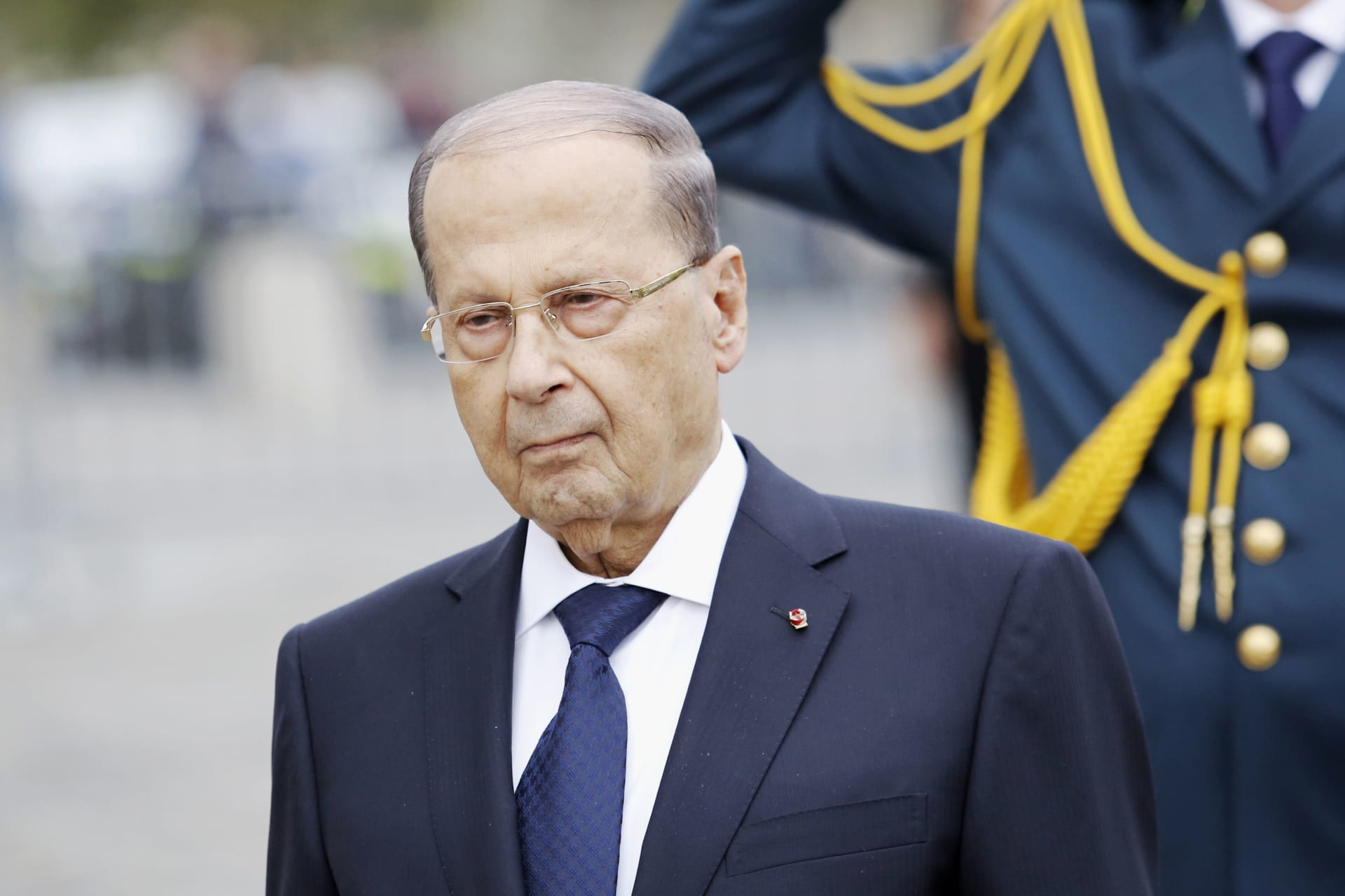 صورة ارشيفية للرئيس اللبناني، ميشال عون