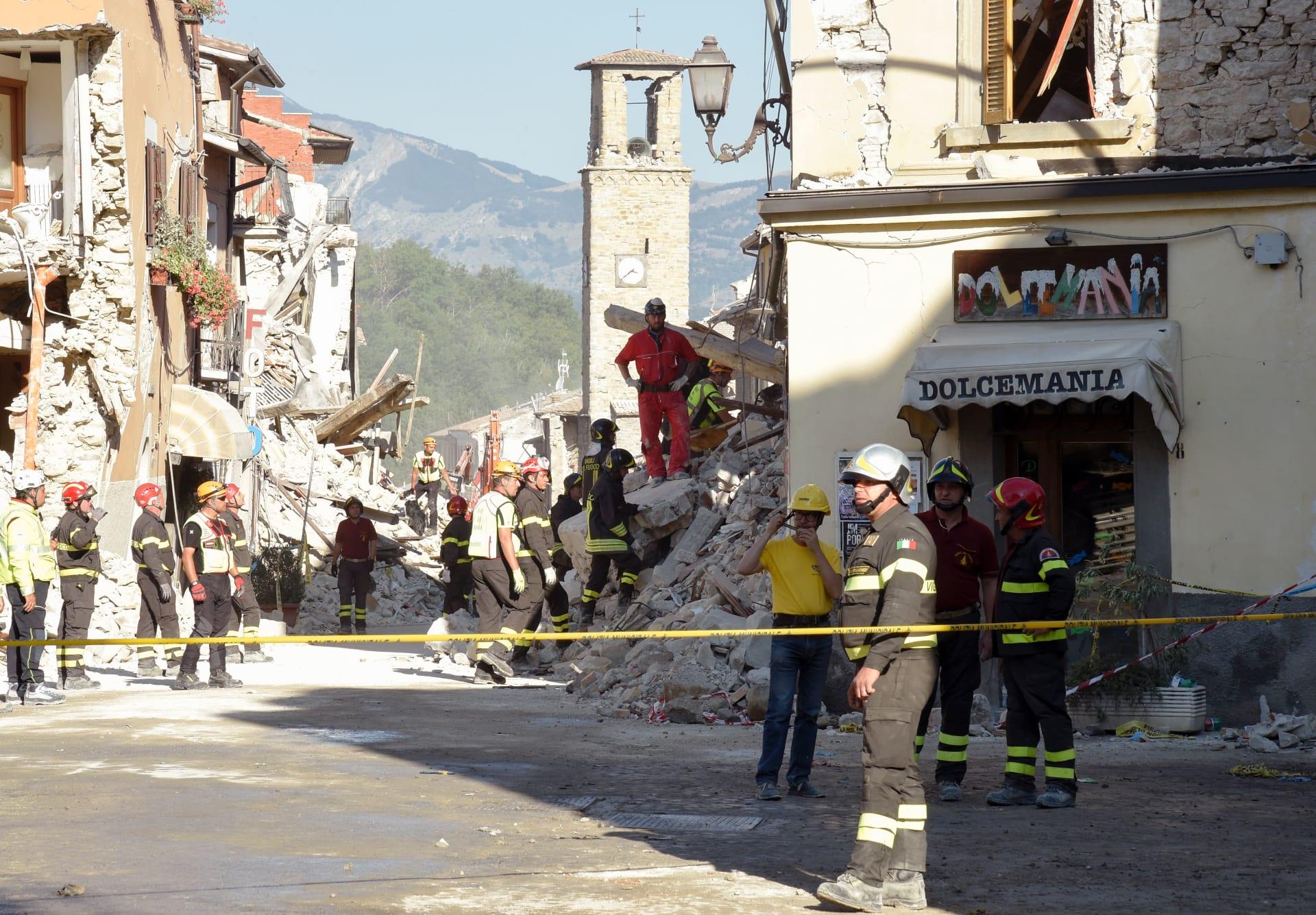 """ما علاقة زلازل إيطاليا بمأساة طبق """"الباستا"""" الشهير؟"""