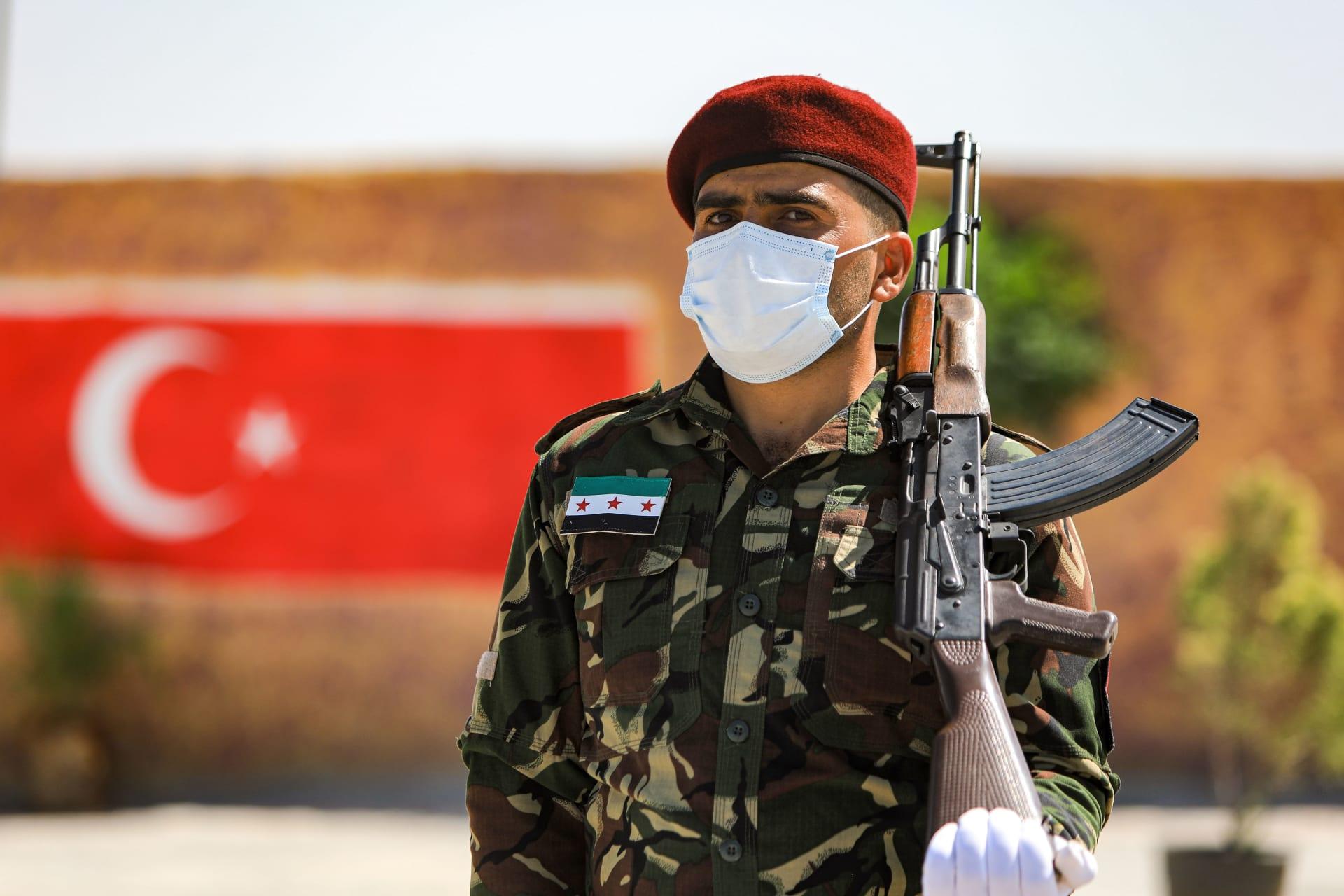 """تركيا ترد على """"اتهامات"""" مصر بشأن سوريا: لسنا هناك لحماية أمننا القومي فقط"""