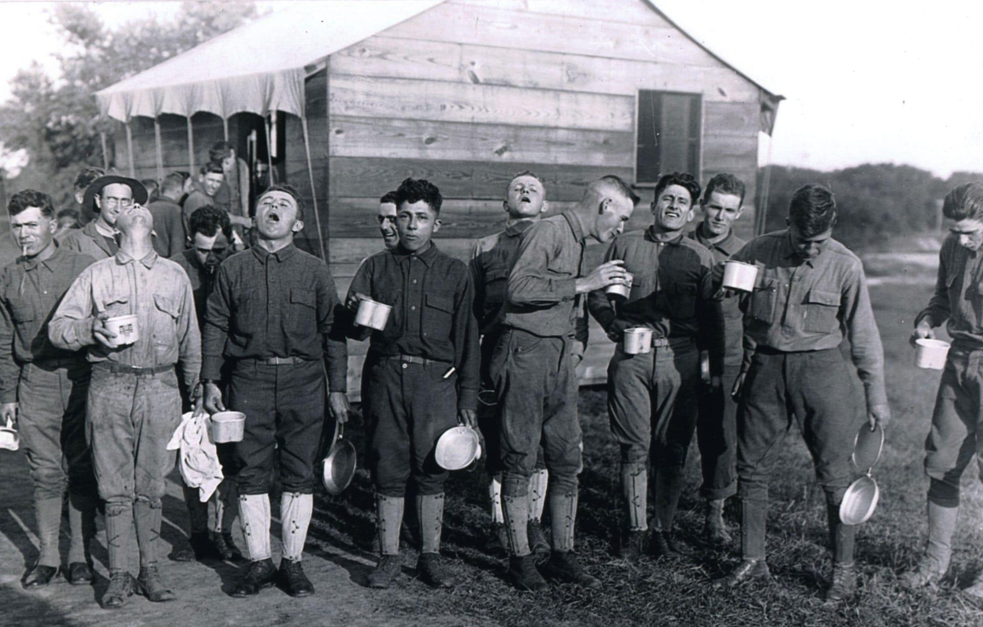 إراقة الدماء وأبخرة الغاز..علاجات المشعوذين لإنفلونزا عام 1918