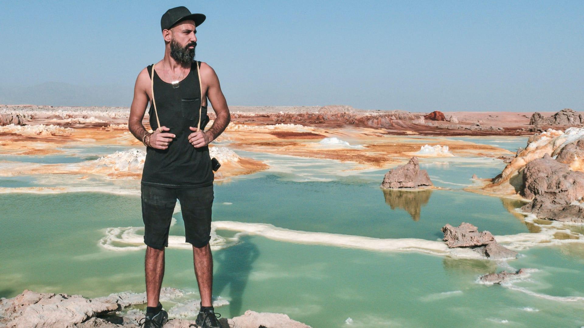 مدون السفر، بيليج كوهين