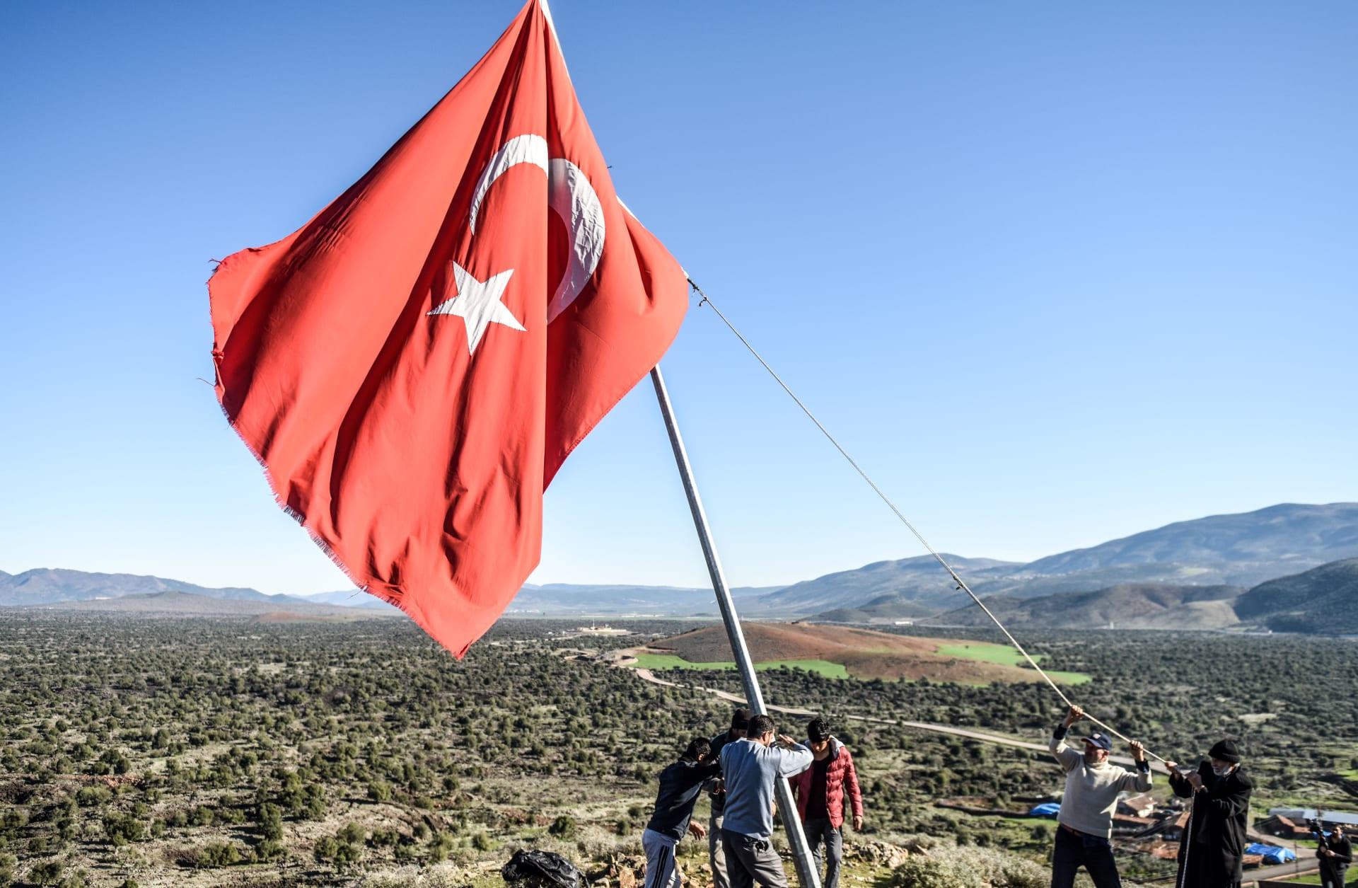 """تركيا.. انفجار يهز ولاية هاطاي أثناء ملاحقة """"مجموعة إرهابية"""""""