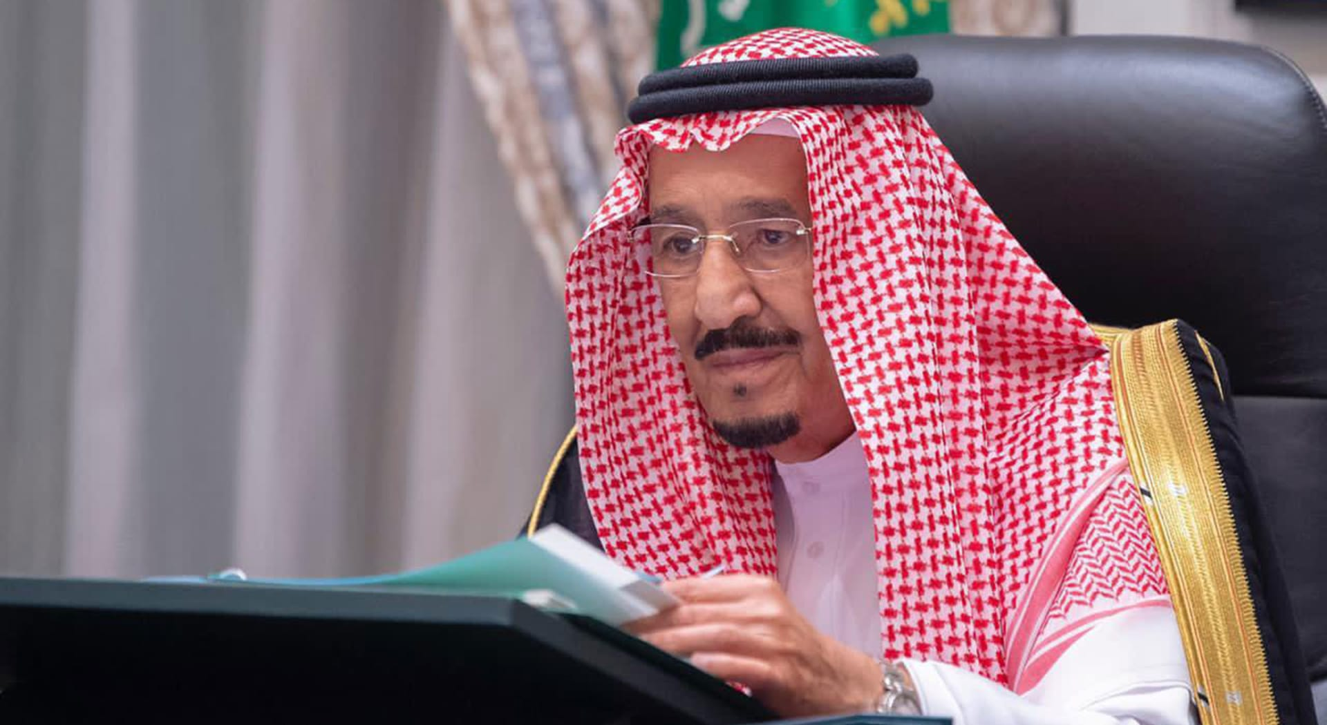 عاهل السعودية الملك سلمان بن عبدالعزيز