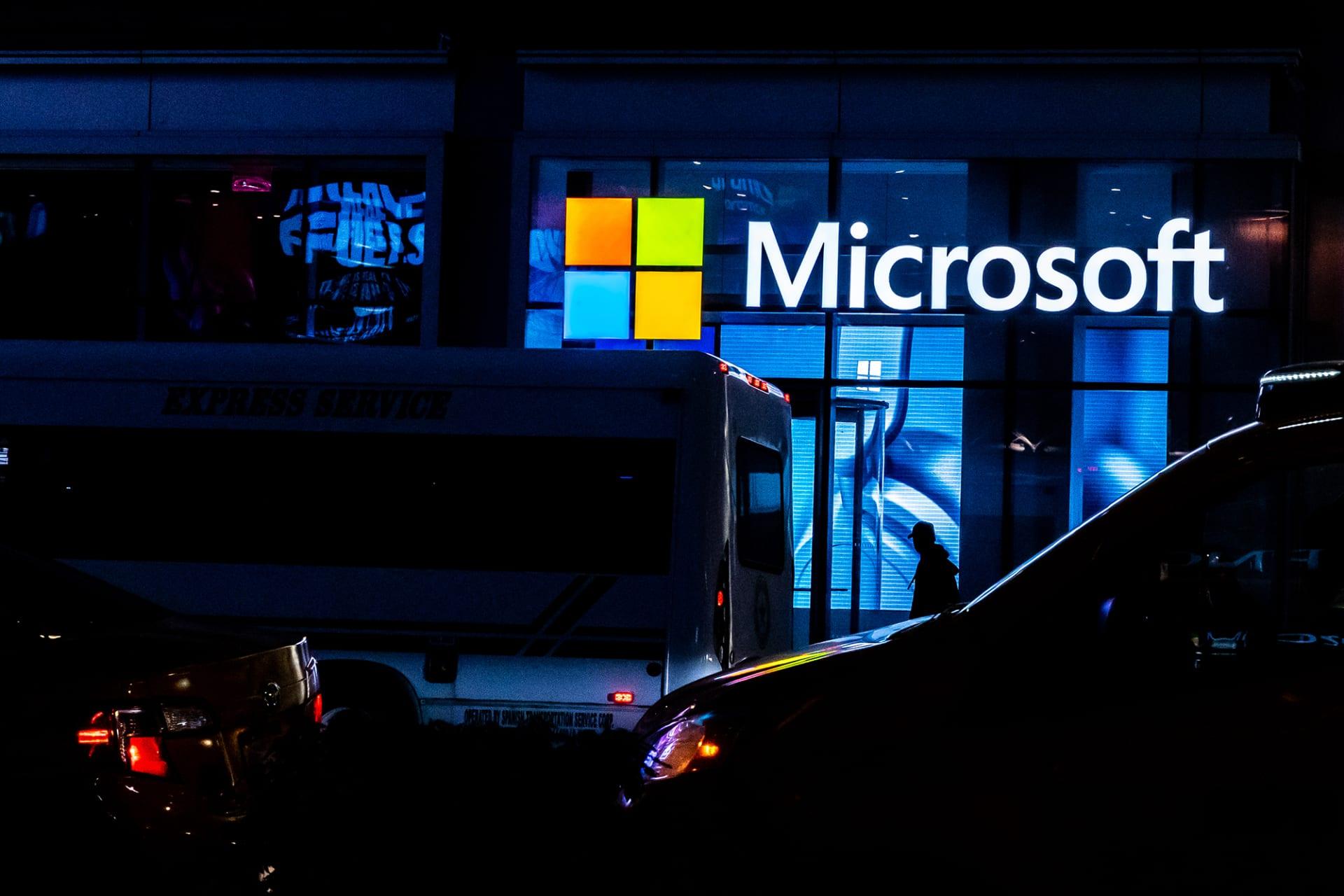 مدفوعة بمبيعات ألعاب الفيديو والسحابة الذكية.. أرباح مايكروسوفت تتجاوز التوقعات