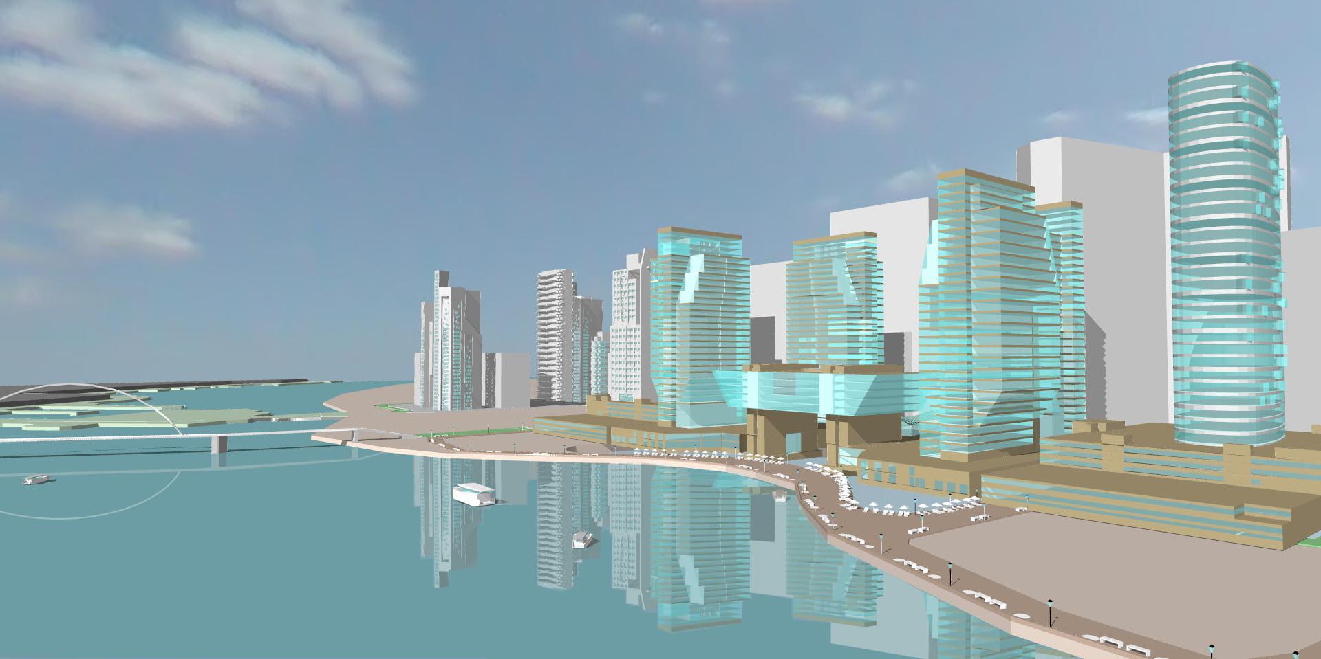 جوهرها هو التكنولوجيا.. كيف ستحول المدن الذكية منطقة الخليج؟