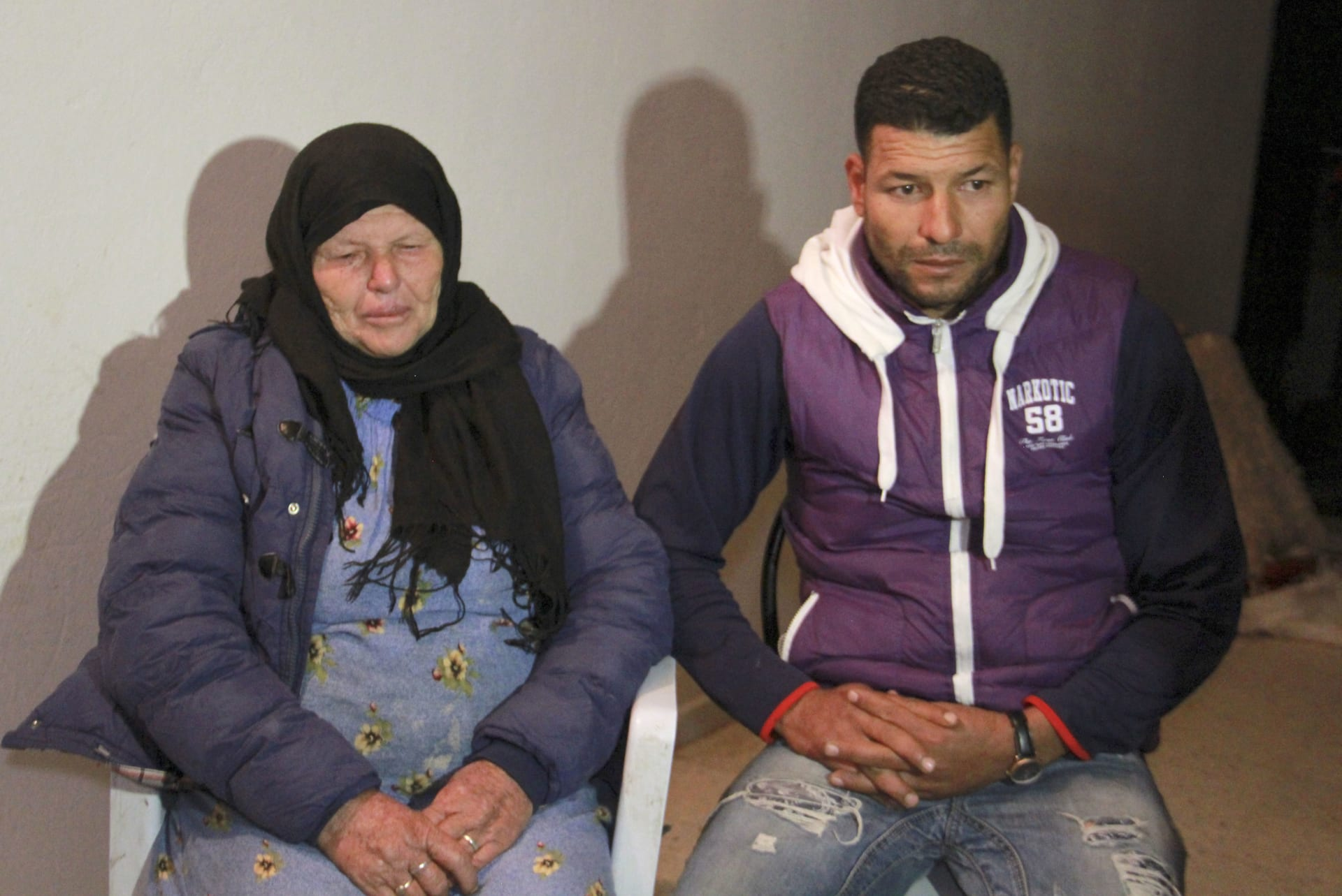بالصور.. والدة وشقيق منفذ هجوم نيس بعد استجوابهم