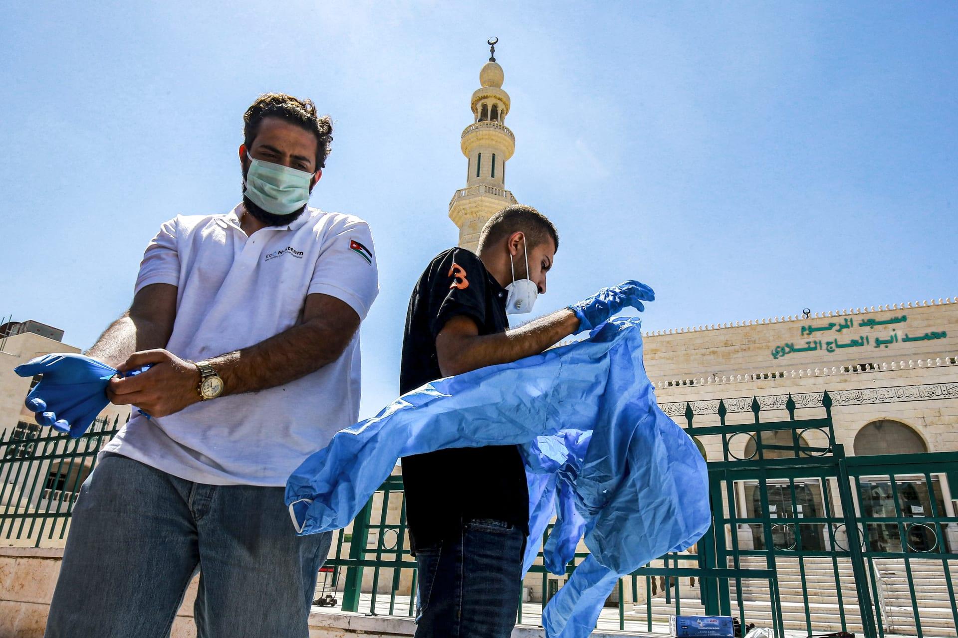 الأردن يسجل أعلى حصيلة يومية للوفيات الناجمة عن فيروس كورونا