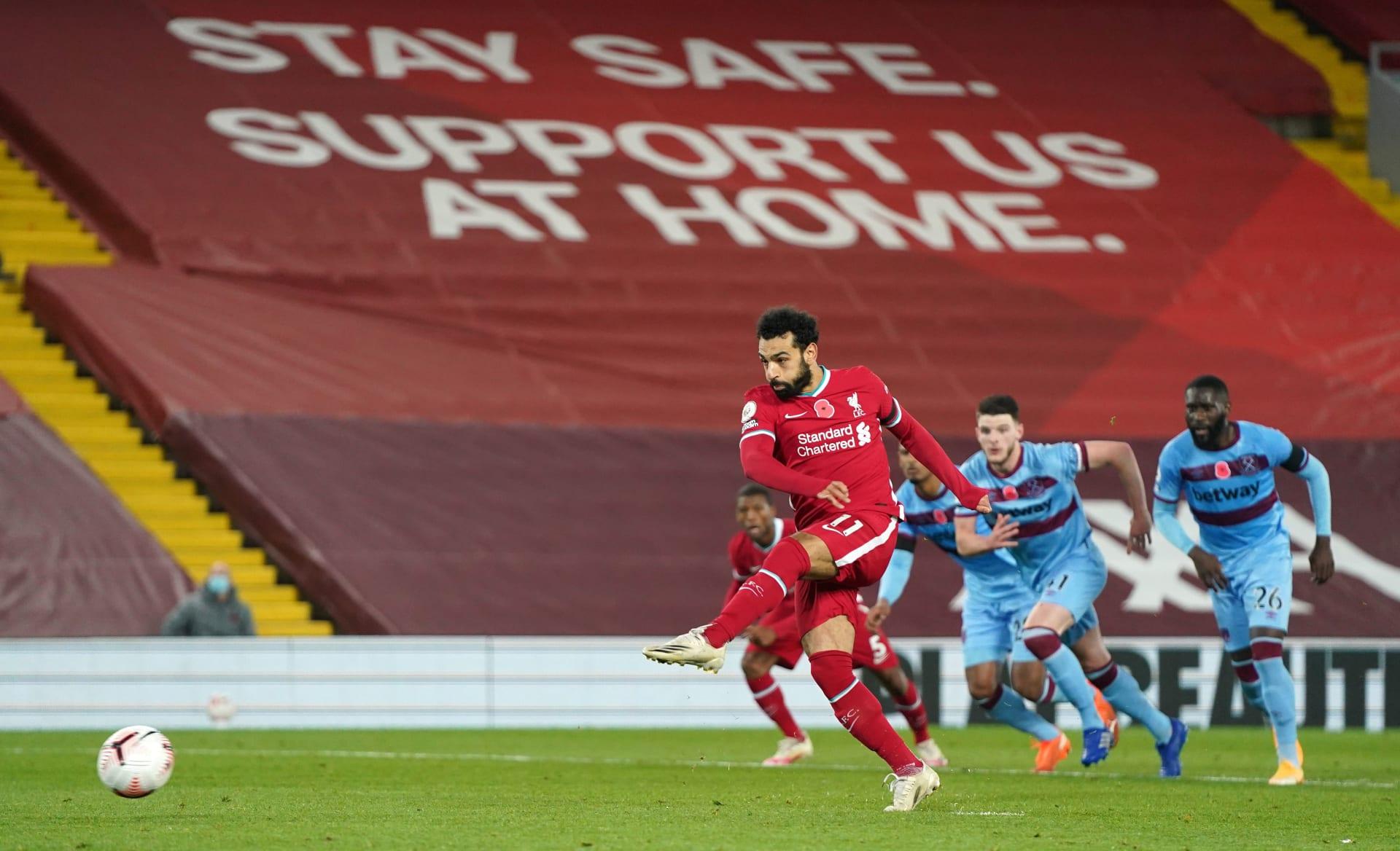 """مدرب ليفربول يرد على اتهام محمد صلاح بـ""""التمثيل"""" ويكشف عن الضربات التي تعرض لها"""