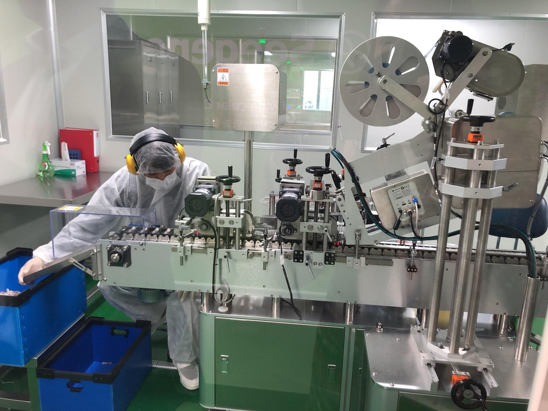 كوريا الجنوبية توافق على اختبار واحد يمكنه اكتشاف كل من فيروس كورونا والإنفلونزا الموسمية