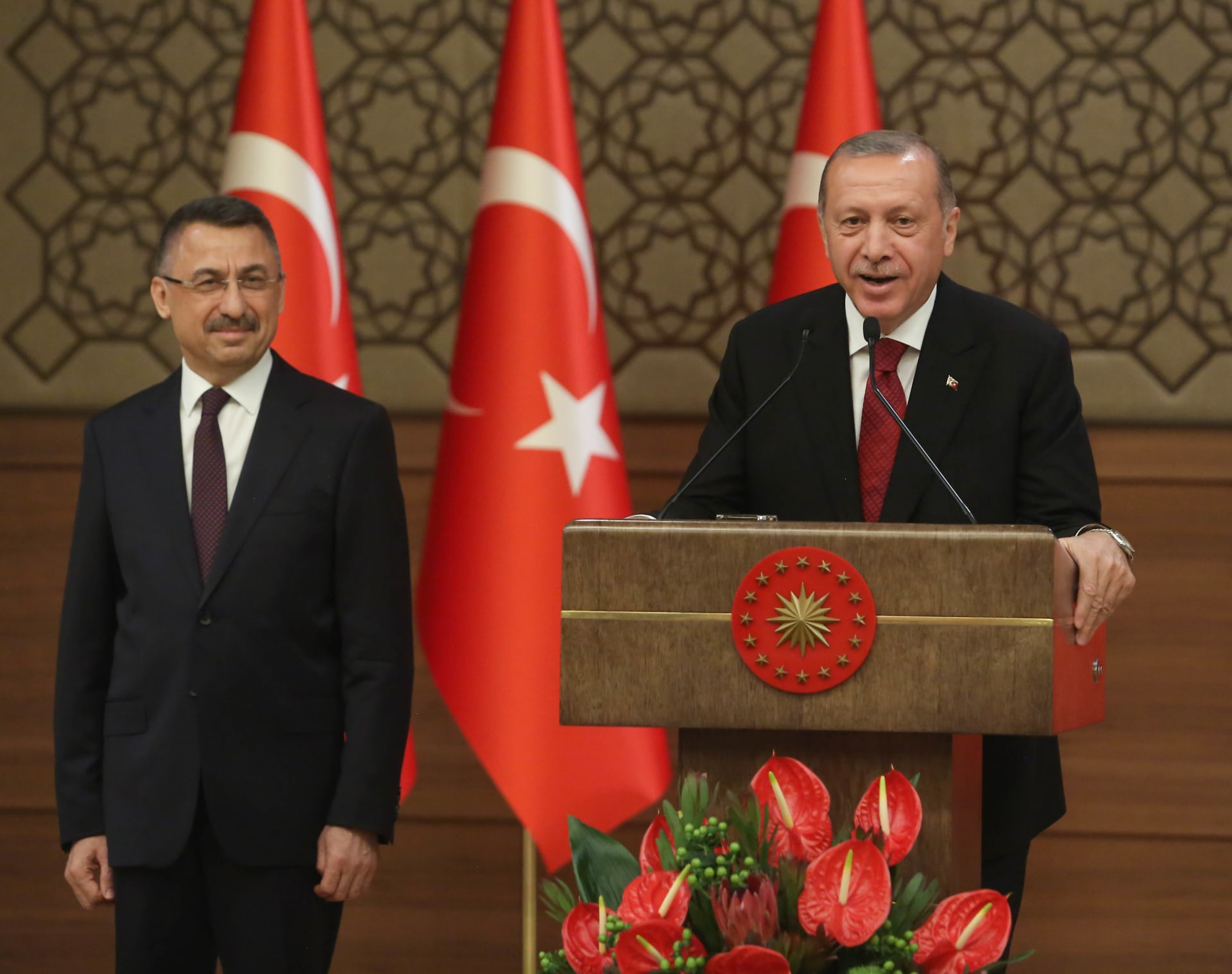 ما موقف تركيا حال انتخاب بايدن رئيسًا لأمريكا؟.. نائب أردوغان يرد