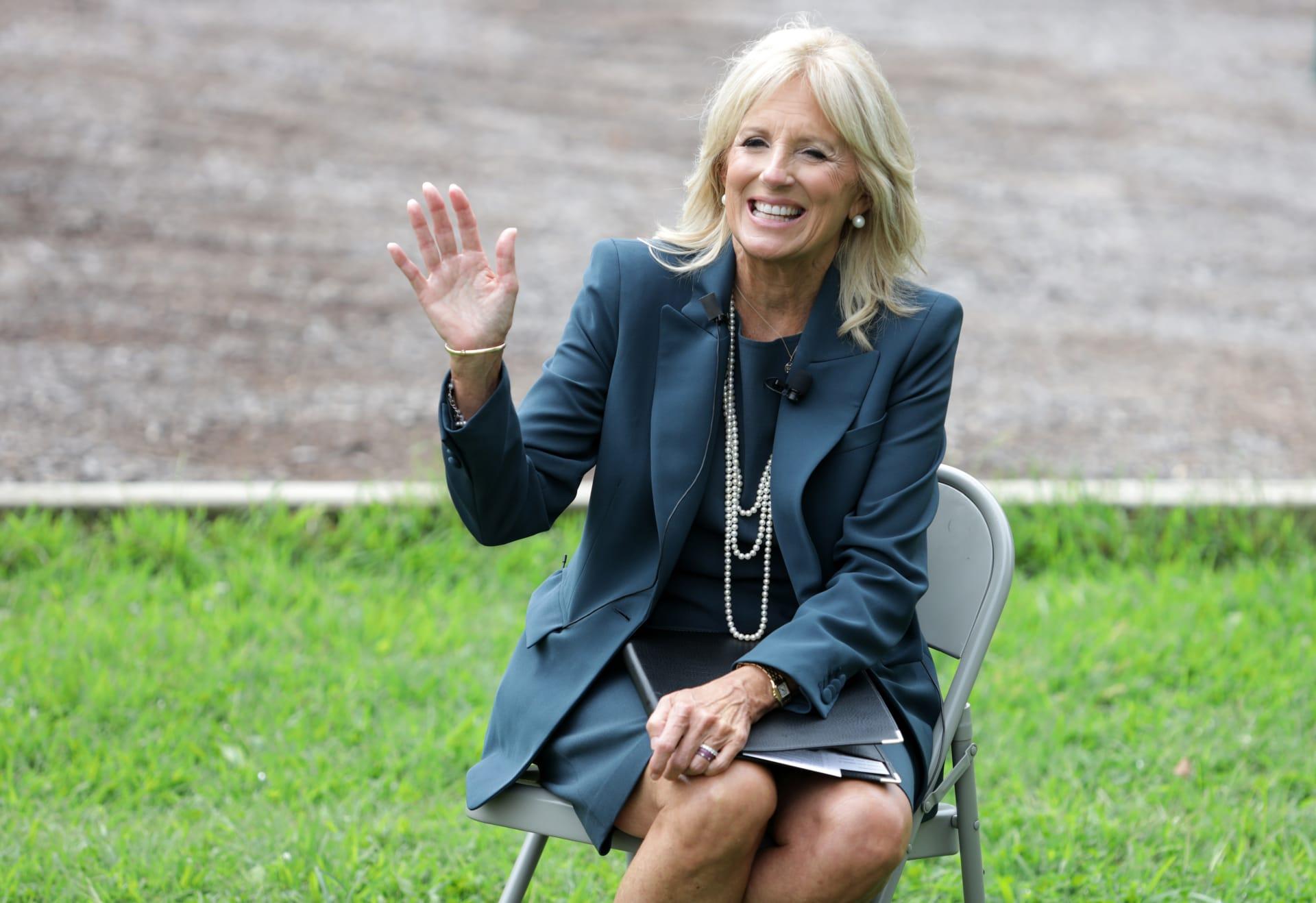 بأرشيف البيت الأبيض.. من هي جيل بايدن؟ سيدة أمريكا الأولى المحتملة