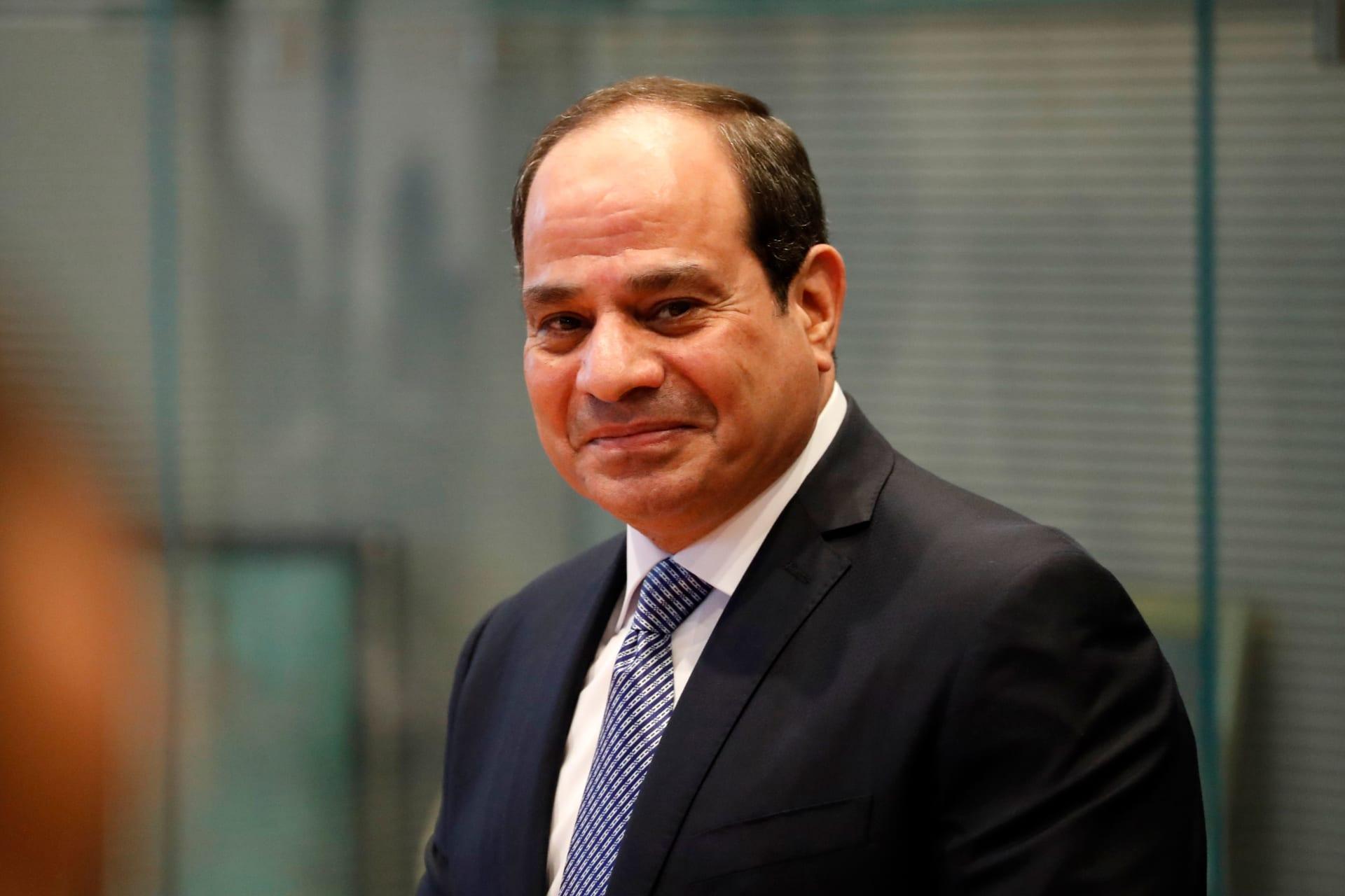 أول رئيس عربي يهنىء بايدن بالفوز بالرئاسة.. السيسي: نتطلع للتعاون والعمل