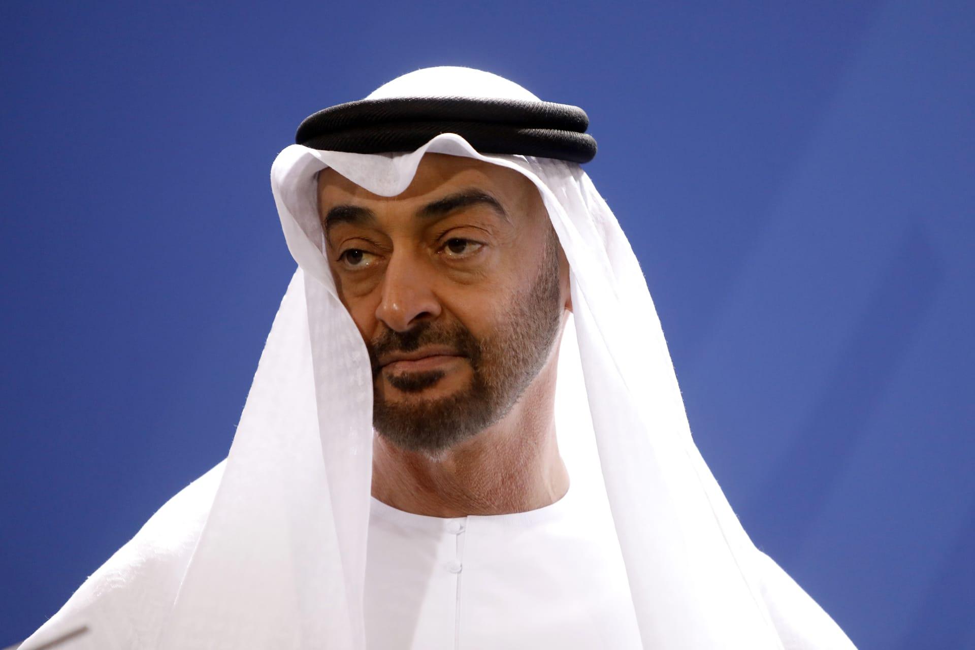 ولي عهد أبوظبي يهنىء بايدن بالرئاسة: الإمارات وأمريكا بينهما تحالف قوي