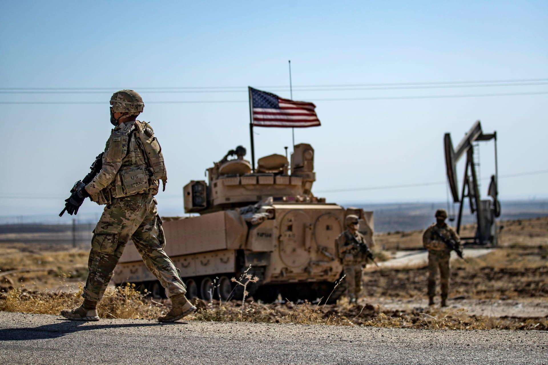 التحالف الدولي ينفي مقتل 4 جنود أمريكيين في انفجار شمال شرق سوريا