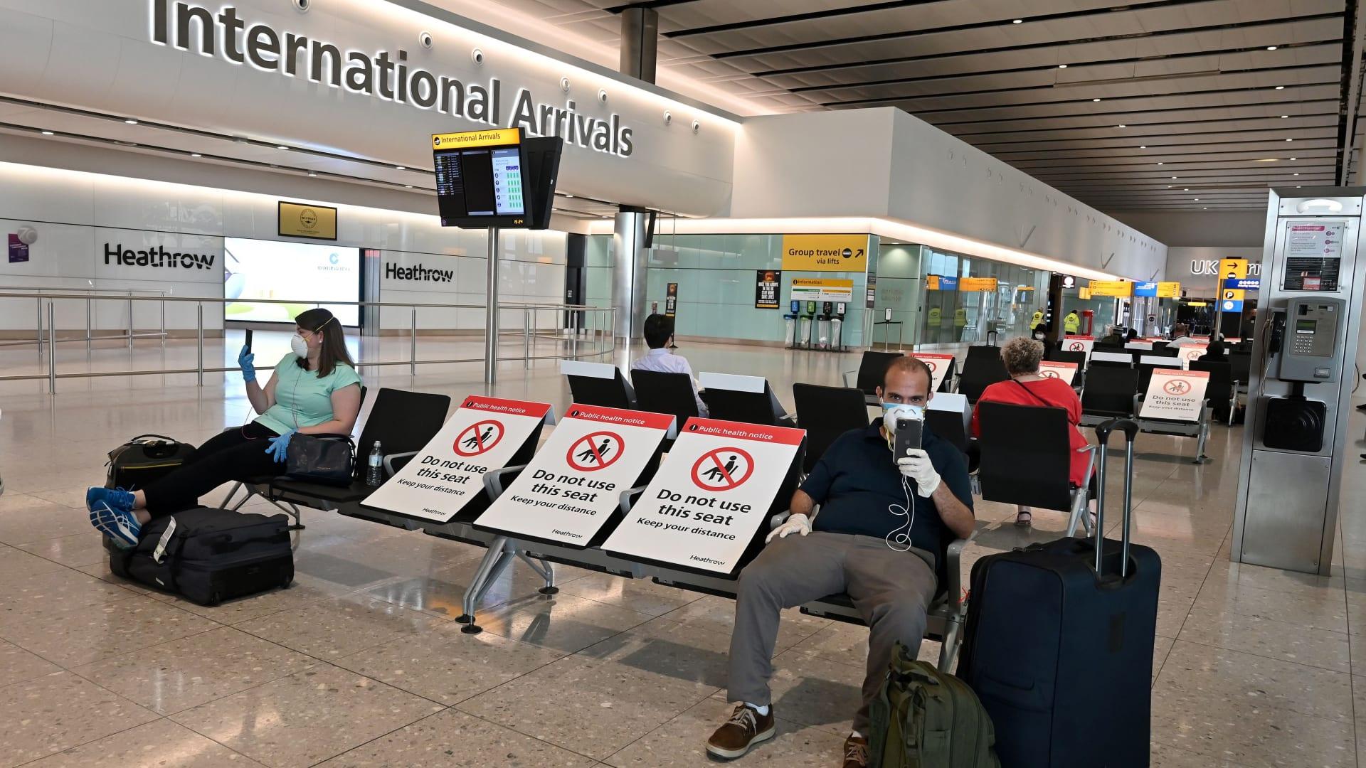 المطارات ما بعد كوفيد-19