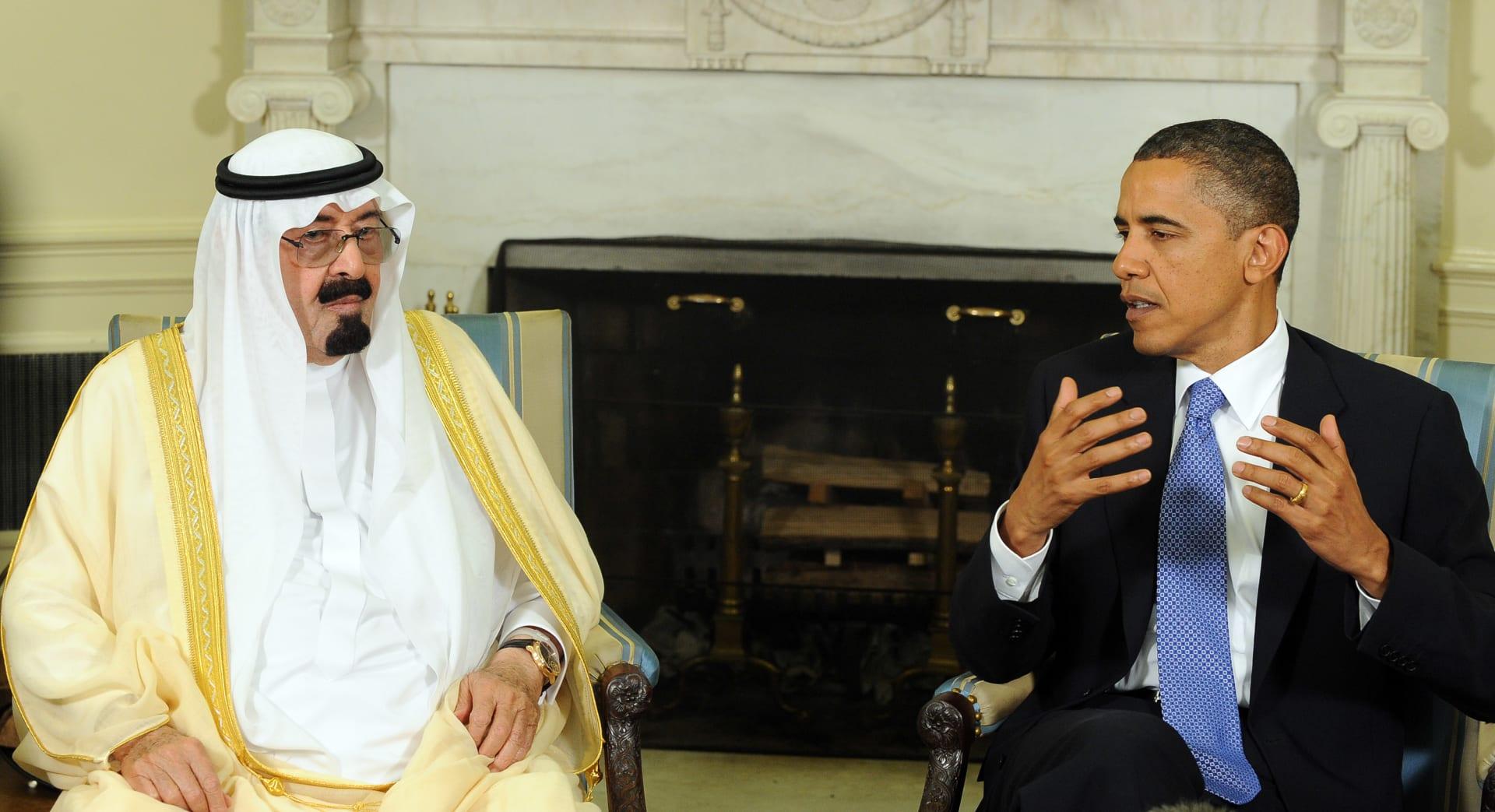 """من بينهم ملك السعودية.. أوباما يكشف مواقف بعض زعماء المنطقة من """"احتجاجات مصر"""""""