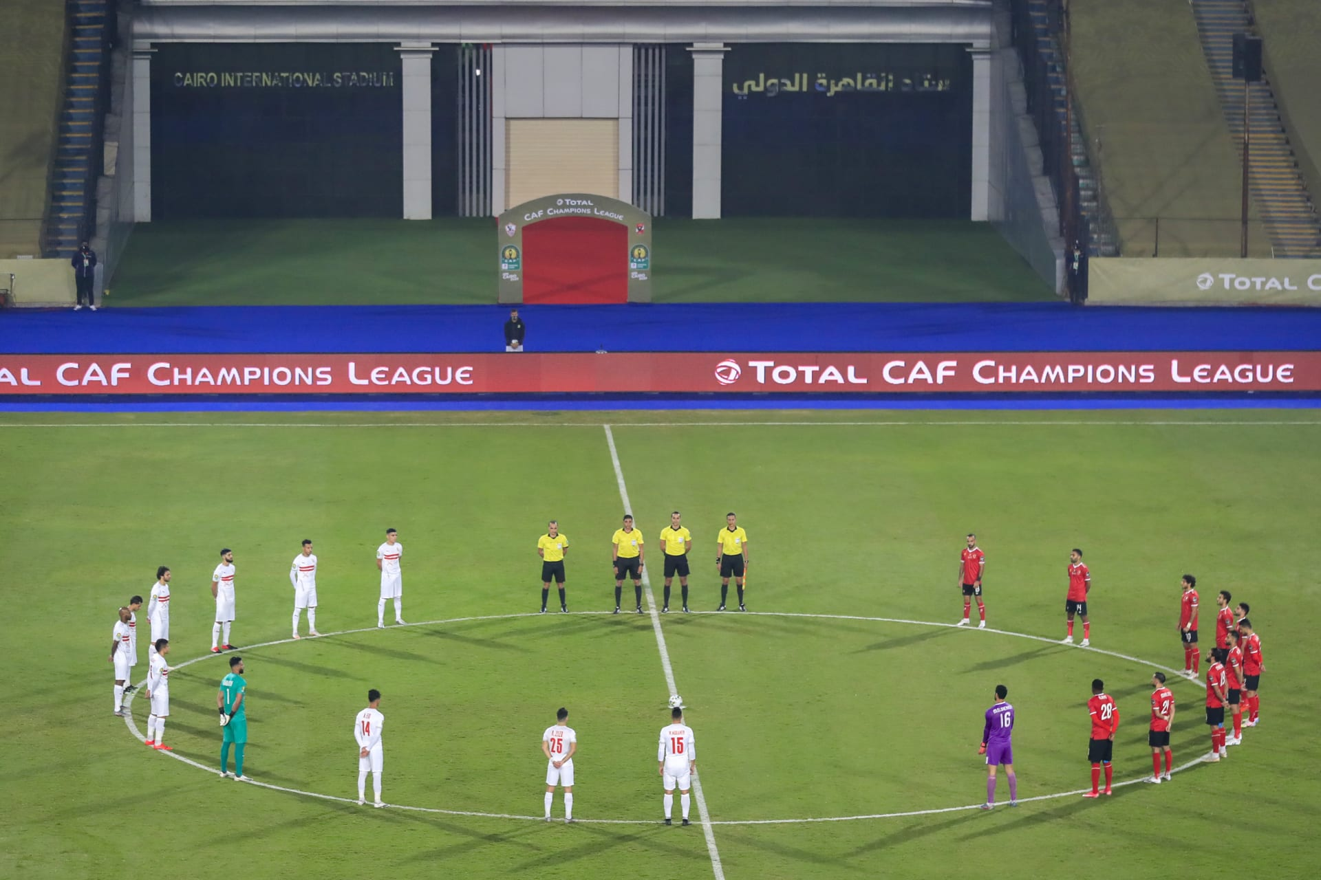 الأهلي المصري يُتوج بلقبه التاسع لدوري أبطال إفريقيا بعد مباراة مثيرة مع الزمالك