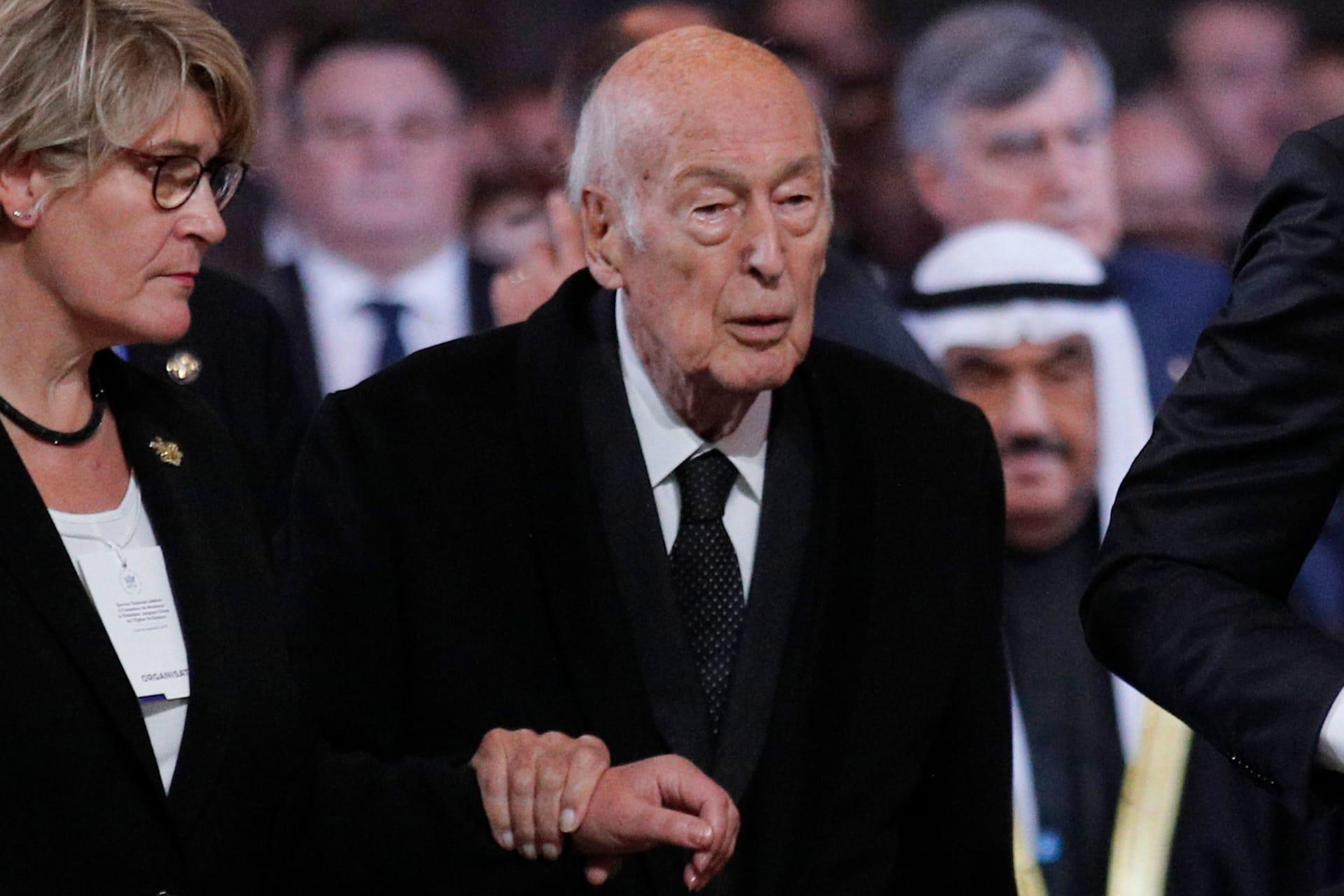 وفاة الرئيس الفرنسي السابق فاليري جيسكار ديستان عن 94 عامًا