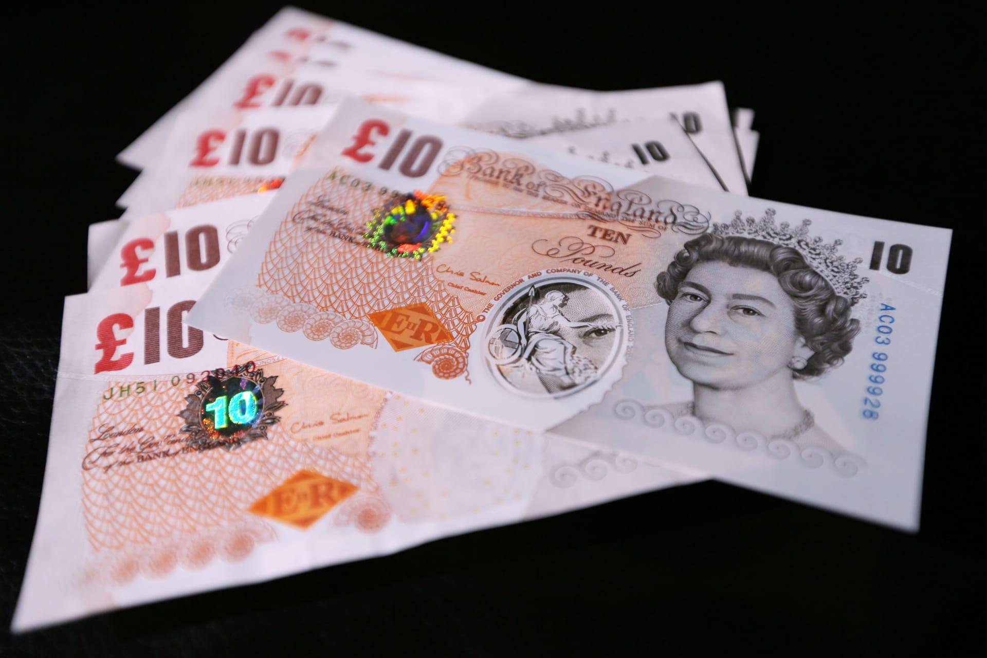 """50 مليار جنيه استرليني من الأوراق النقدية البريطانية """"مفقودة"""".. ولا أحد لديه تفسير"""