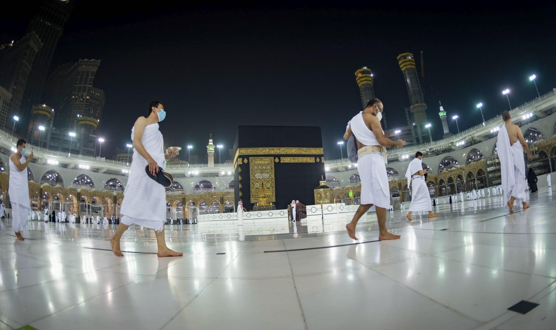 """قناة سعودية: تسجيل براءة اختراع في أمريكا لتقنية يمكنها """"إنارة الحرم"""" بالمشي"""