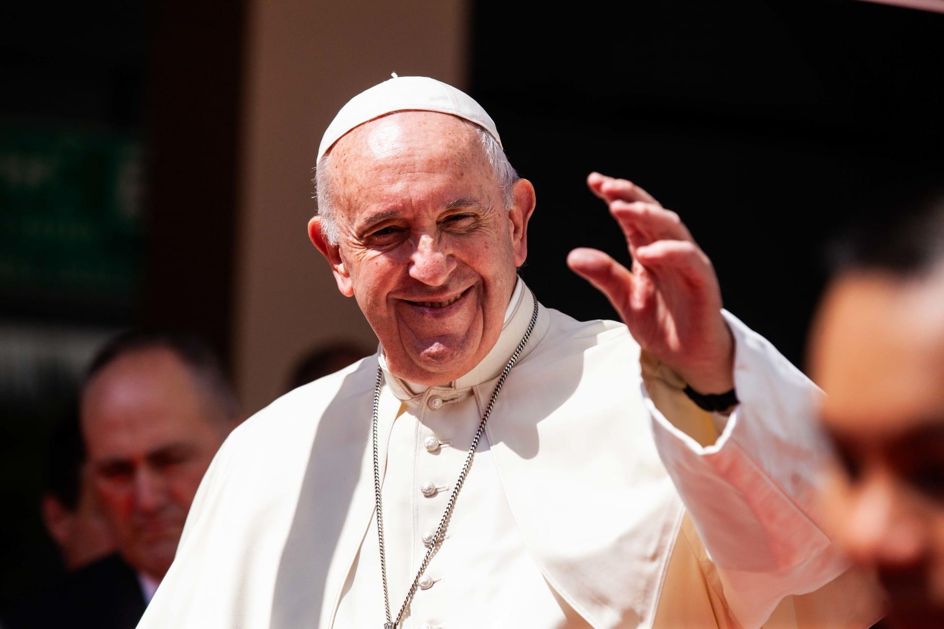 الخارجية العراقية: البابا فرنسيس يزور بلاد ما بين النهرين العام المقبل