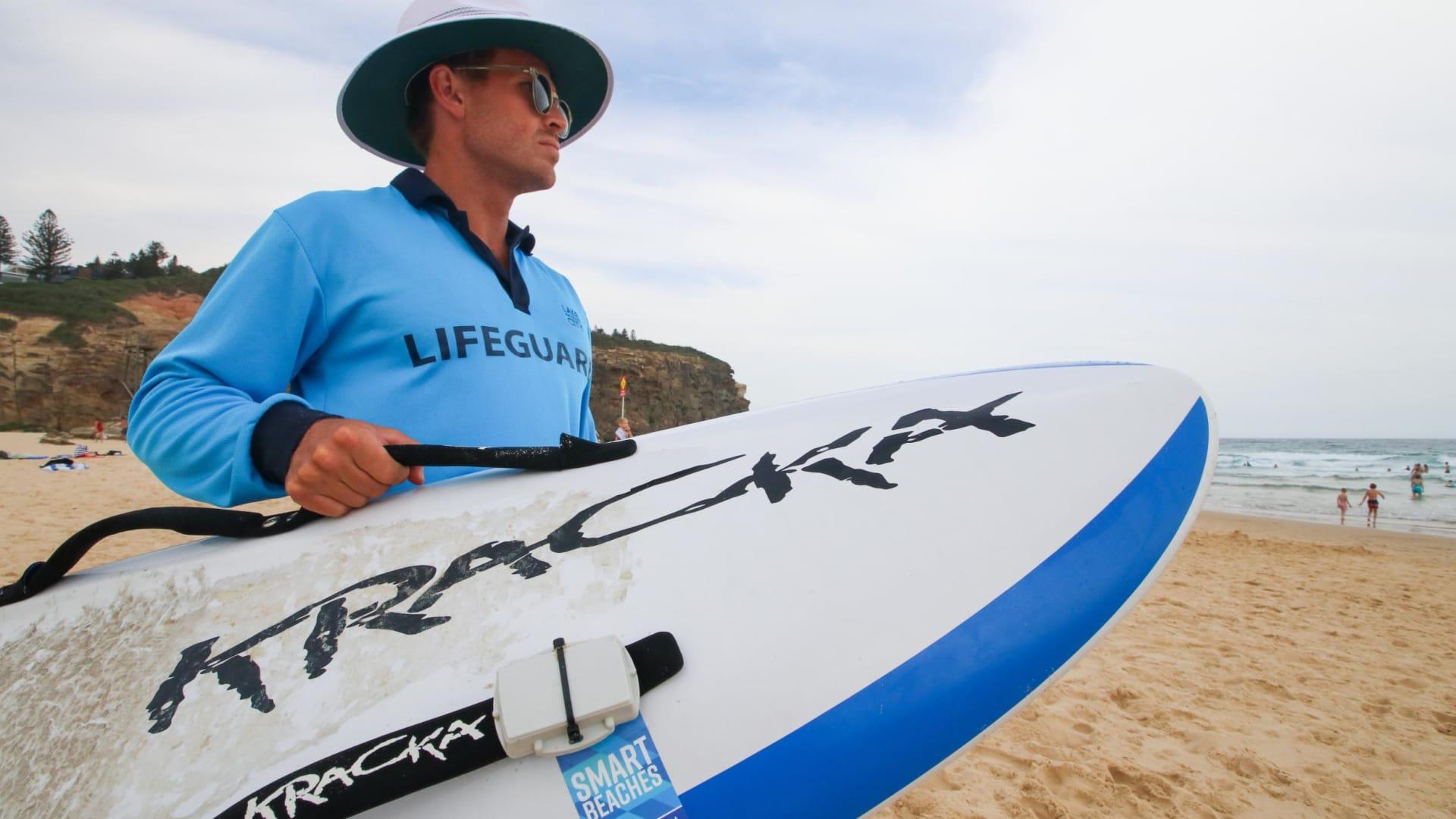 هل تصبح الشواطئ أكثر أماناً في عهدة نظم الإنقاذ بتقينة الذكاء الاصطناعي؟