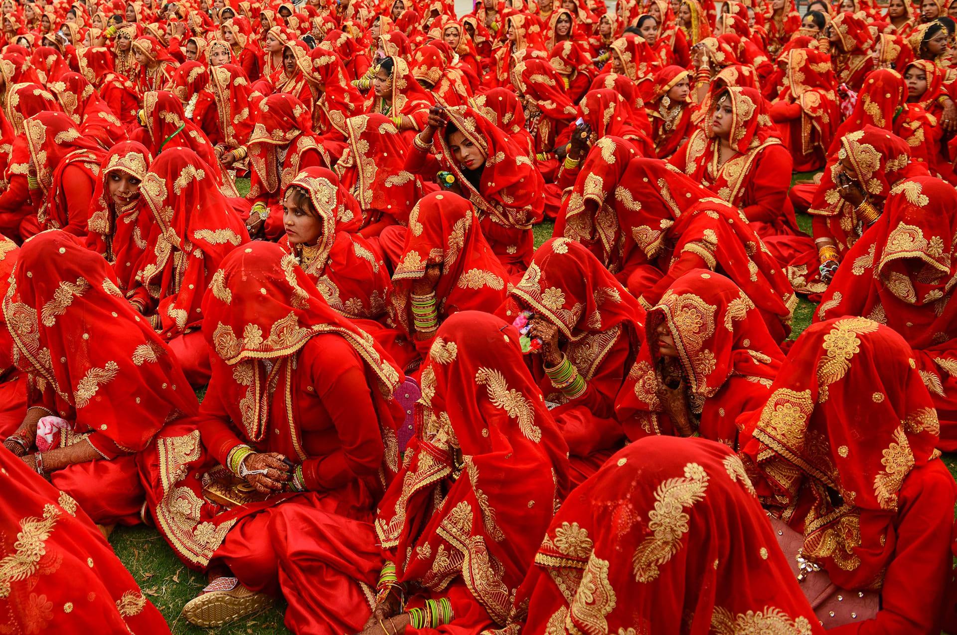 حفلات الزفاف الهندية في زمن الكورونا.. كيف تغيرت؟