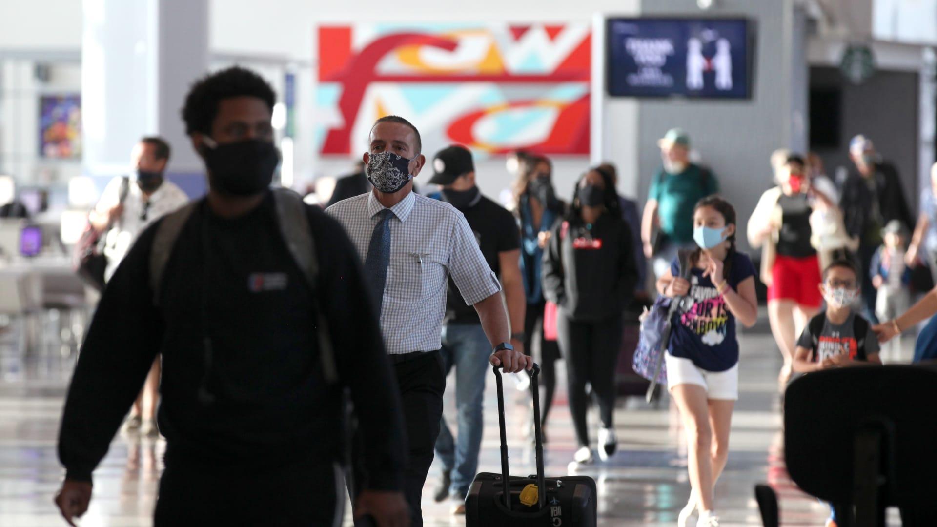 قطاع السفر في زمن فيروس كورونا المستجد