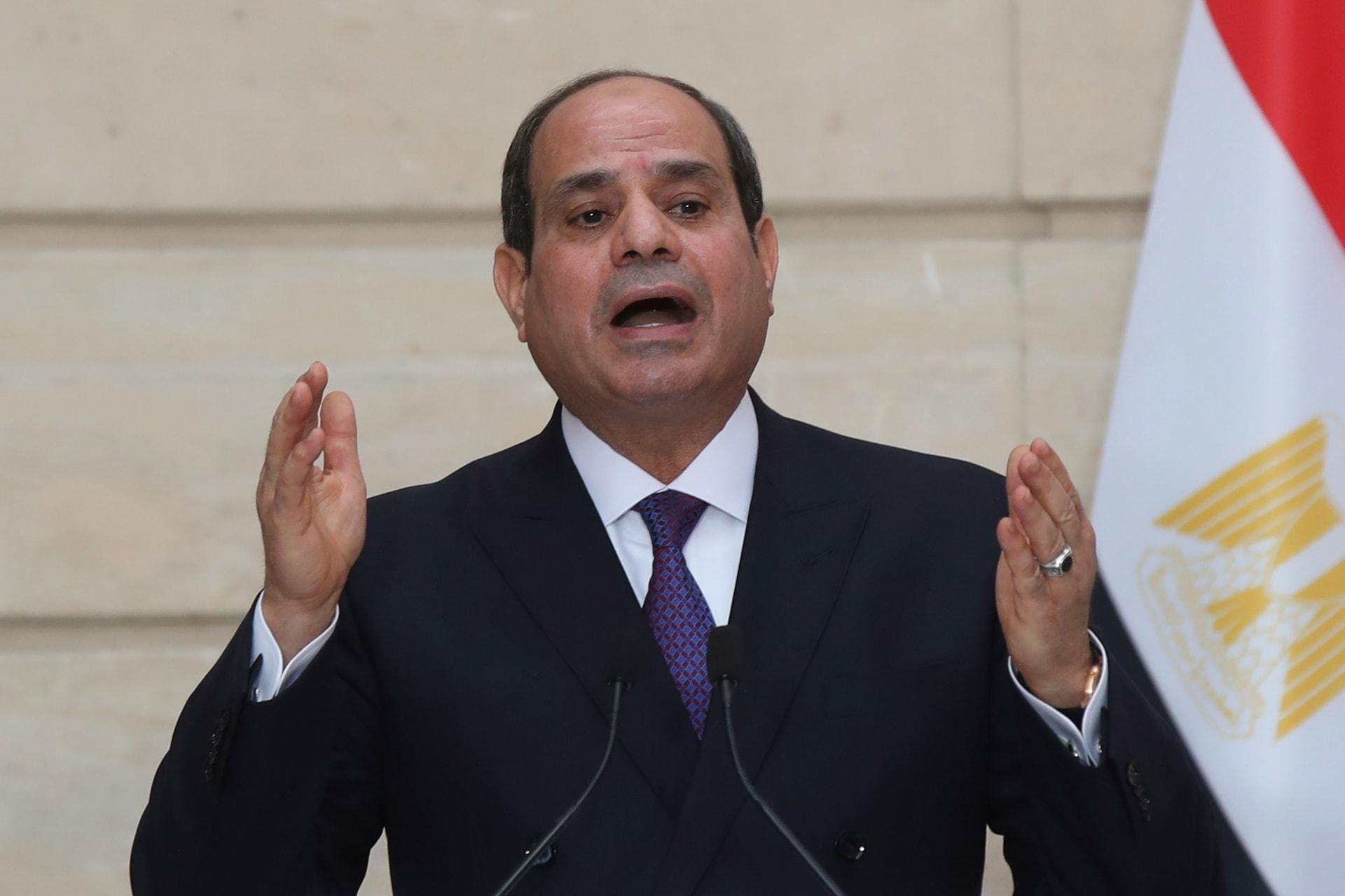 رئيس الحكومة المصرية: توجيهات من السيسي بالتحول نحو دولة مدنية ديمقراطية