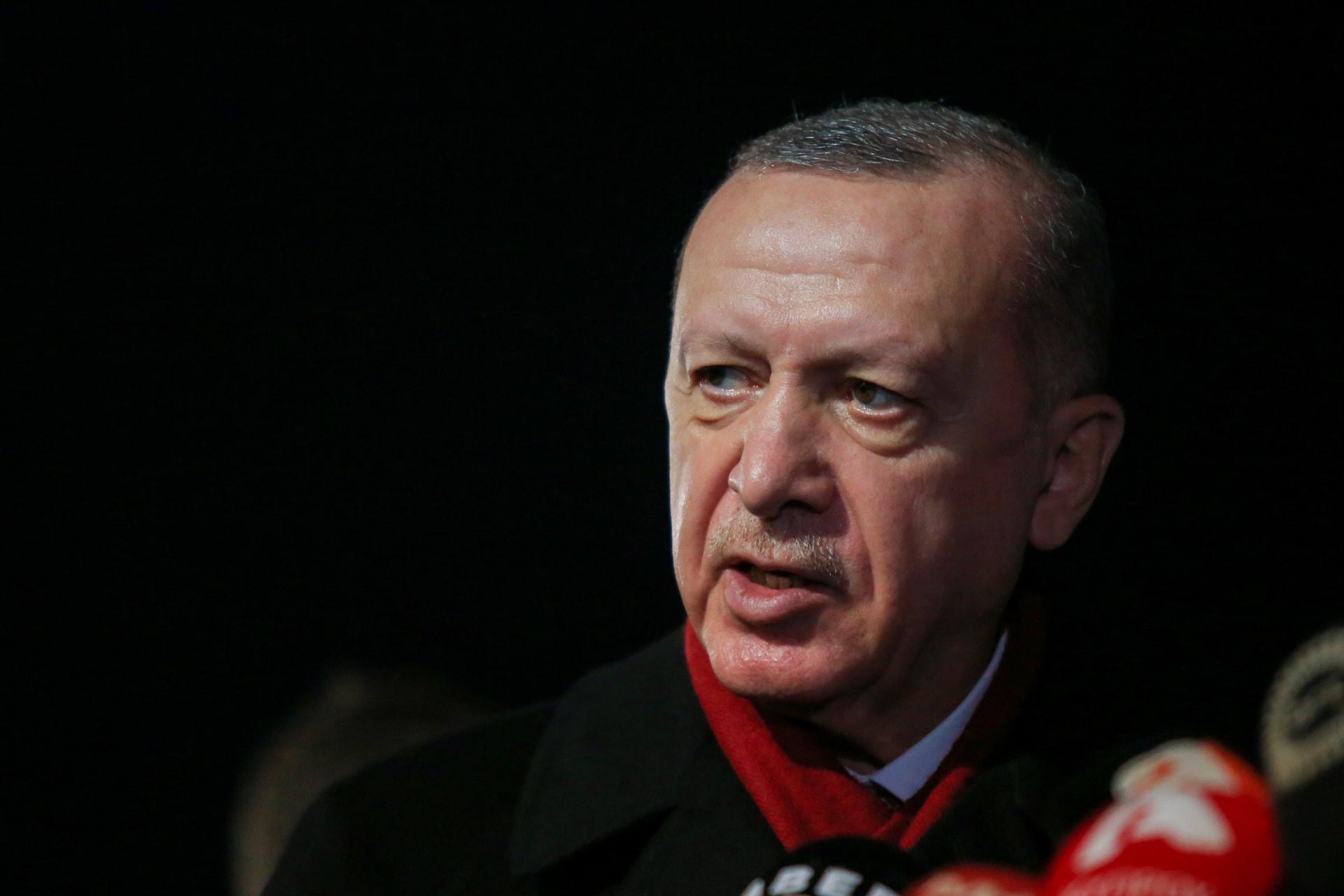 """بعد انتقاد """"قصيدة"""" ألقاها أردوغان.. تركيا ترد على إيران بالمثل: تروج لحملة بث كراهية"""