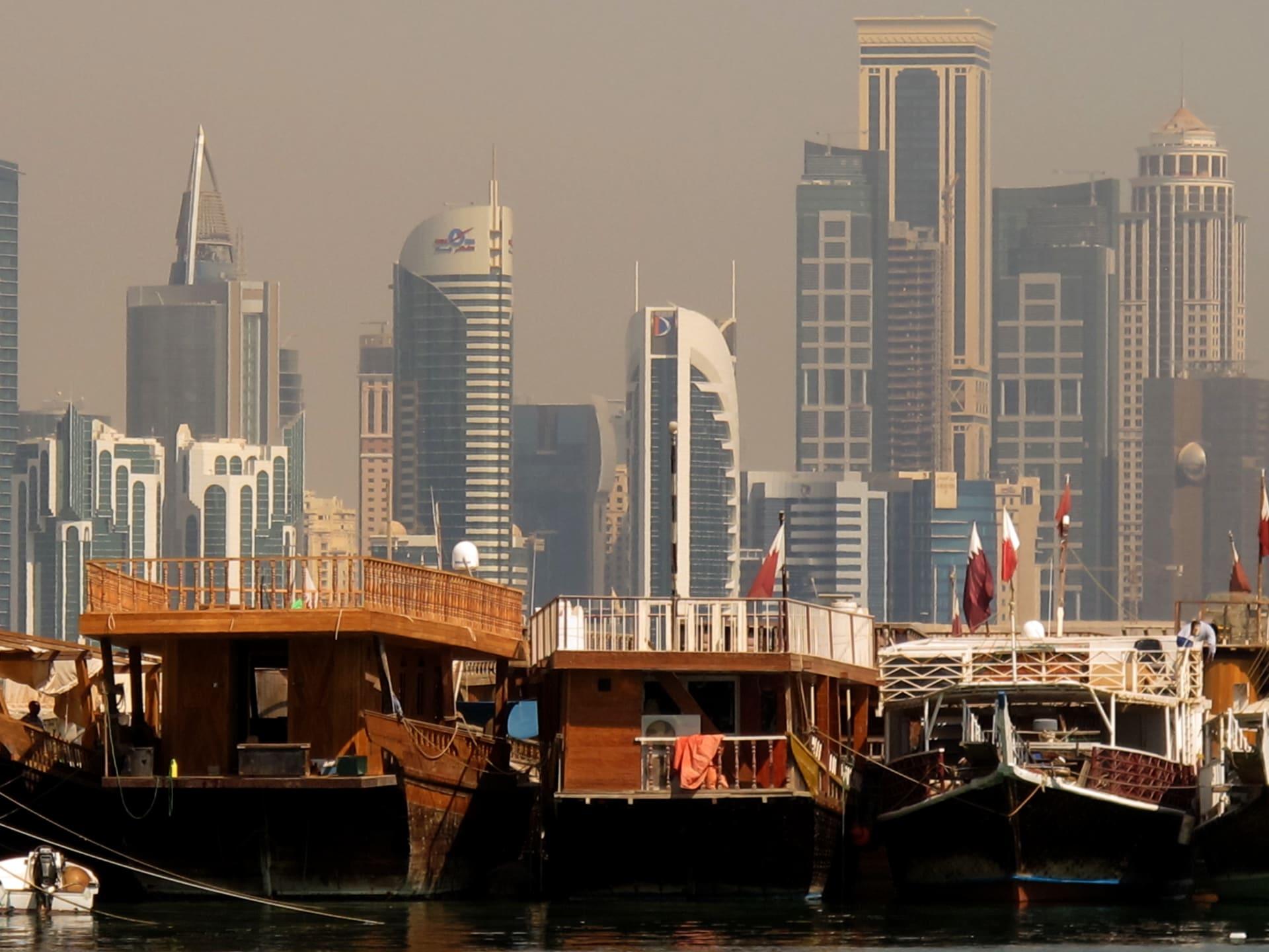 قطر تحتجز طراداً من البحرين بعد دخوله المياه الإقليمية