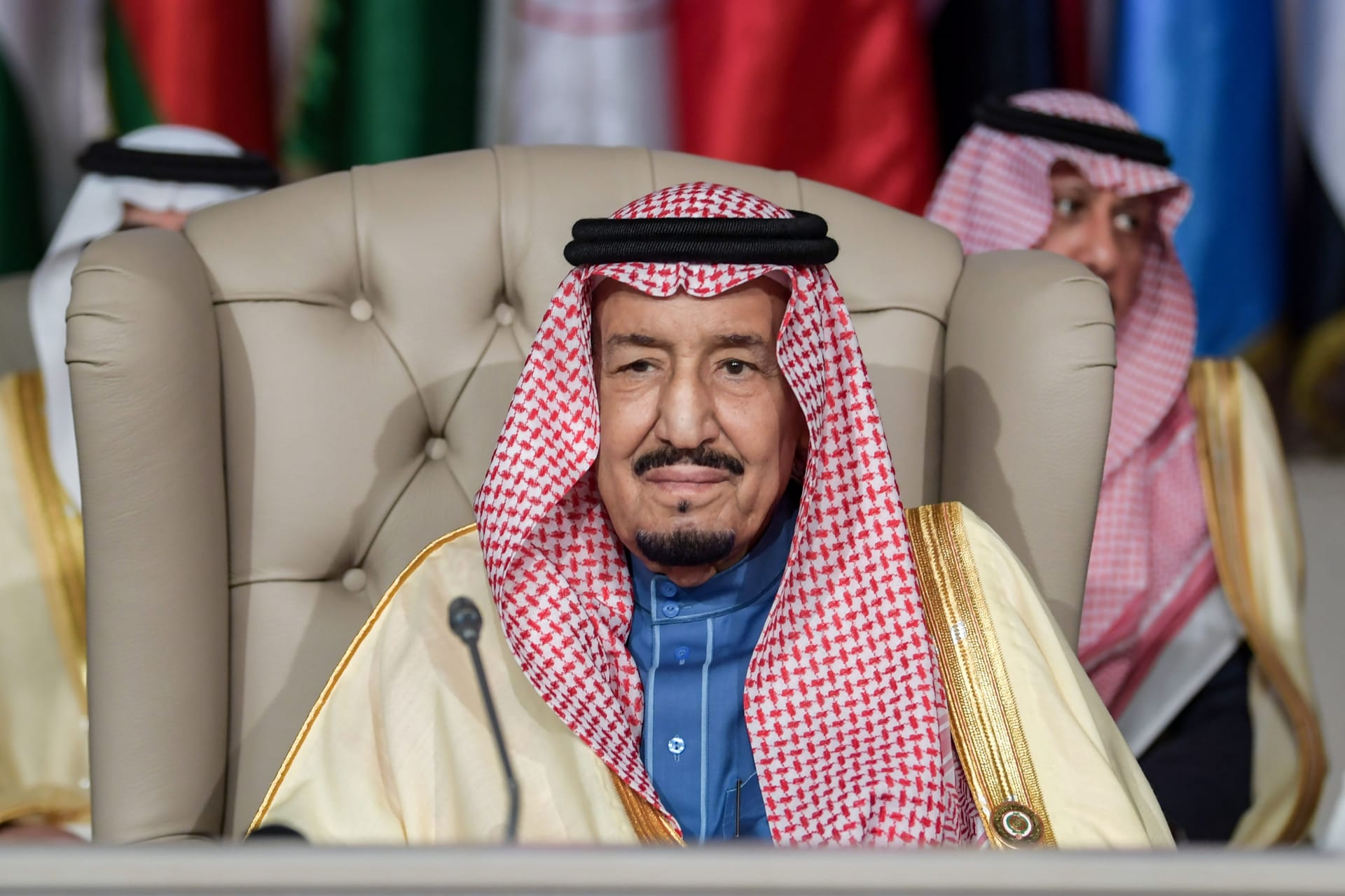 """السعوديةالسعودية تعلن ميزانية 2021 وتستهدف خفض العجز إلى 141 مليار ريال.. فماذا قال الملك سلمان وولي عهده عن """"العام الصعب""""؟"""