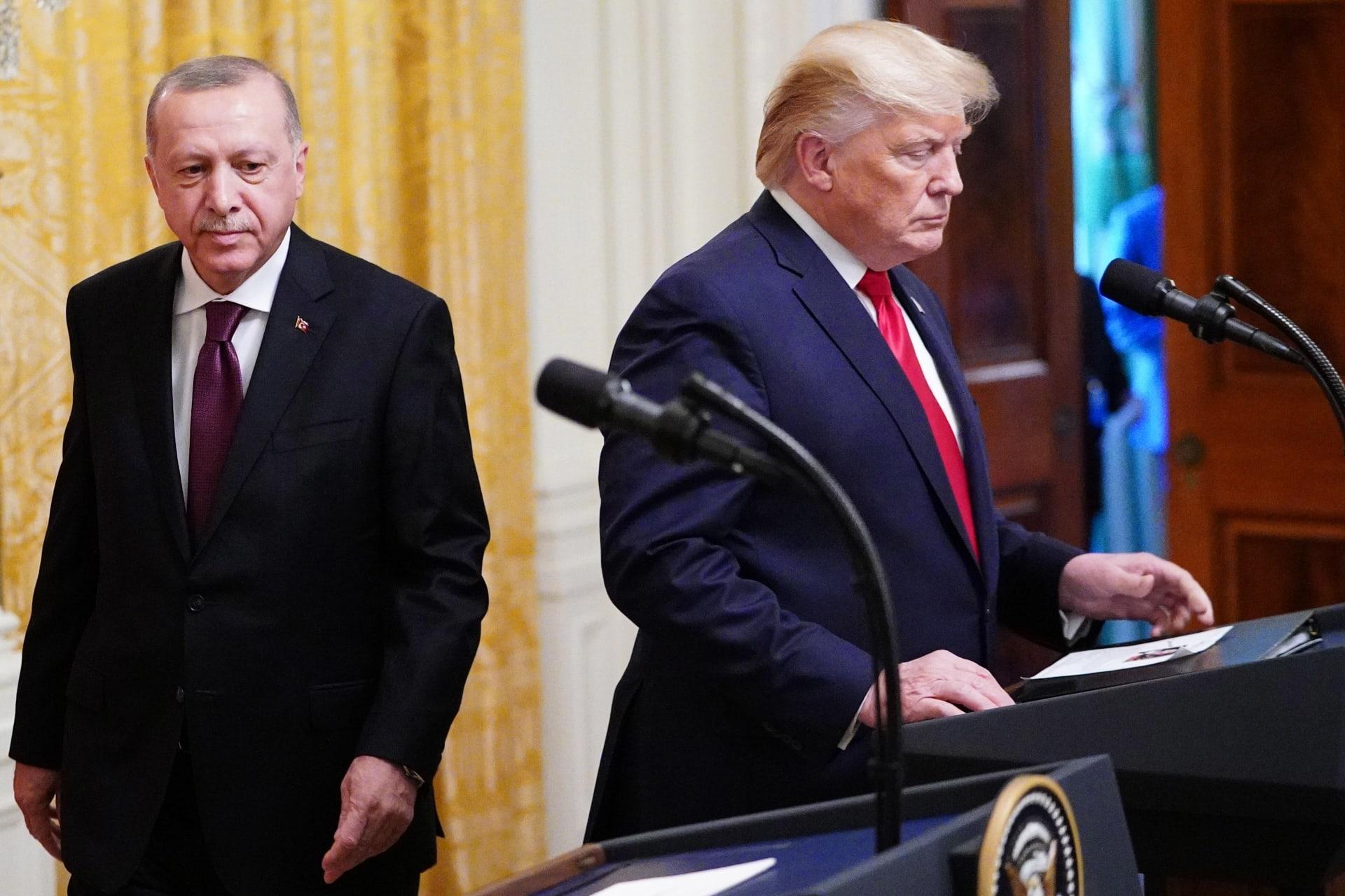 في أول تعليق له على العقوبات الأمريكية.. أردوغان: هذا السبب الرئيسي لخطوة واشنطن