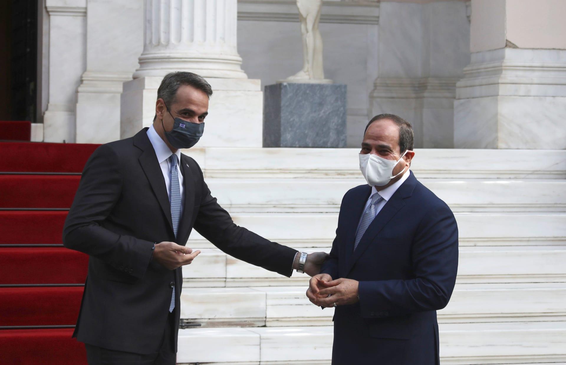 رفضته تركيا.. نشر اتفاق ترسيم الحدود البحرية بين مصر واليونان في موقع الأمم المتحدة